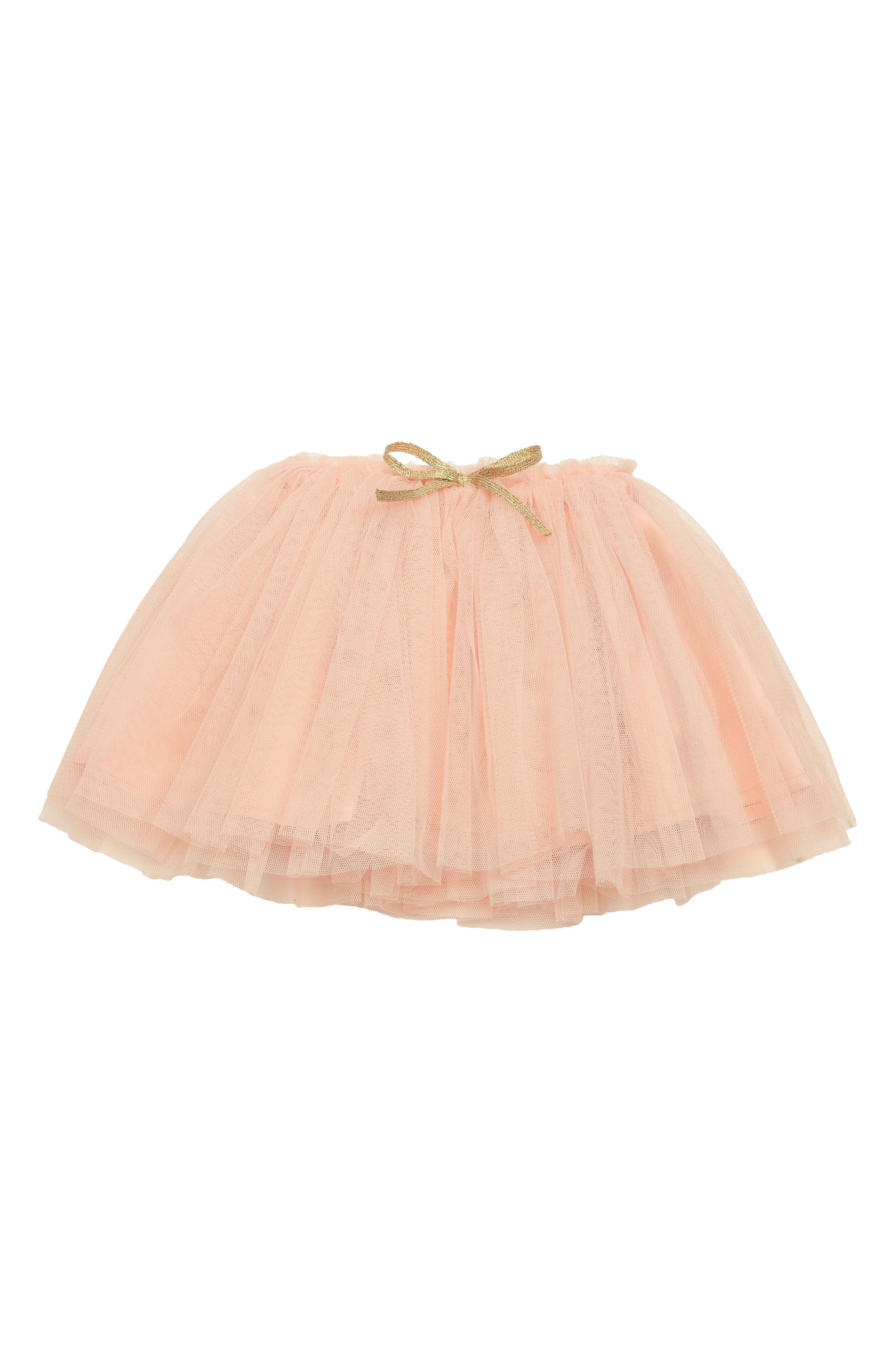 Tutu Skirt,                         Main,                         color, Rose