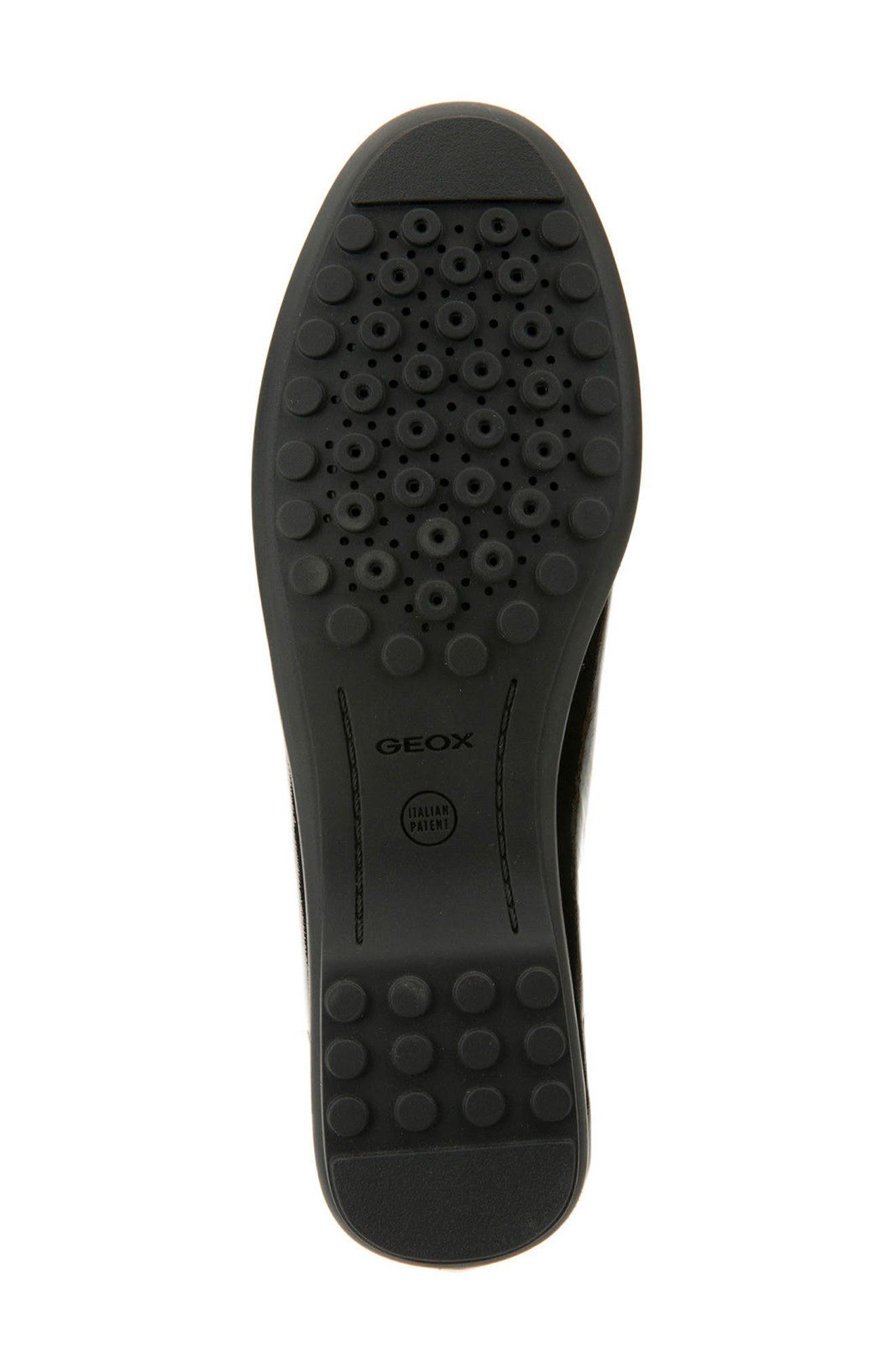 Alternate Image 4  - Geox Elidia Bit Water Resistant Loafer (Women)