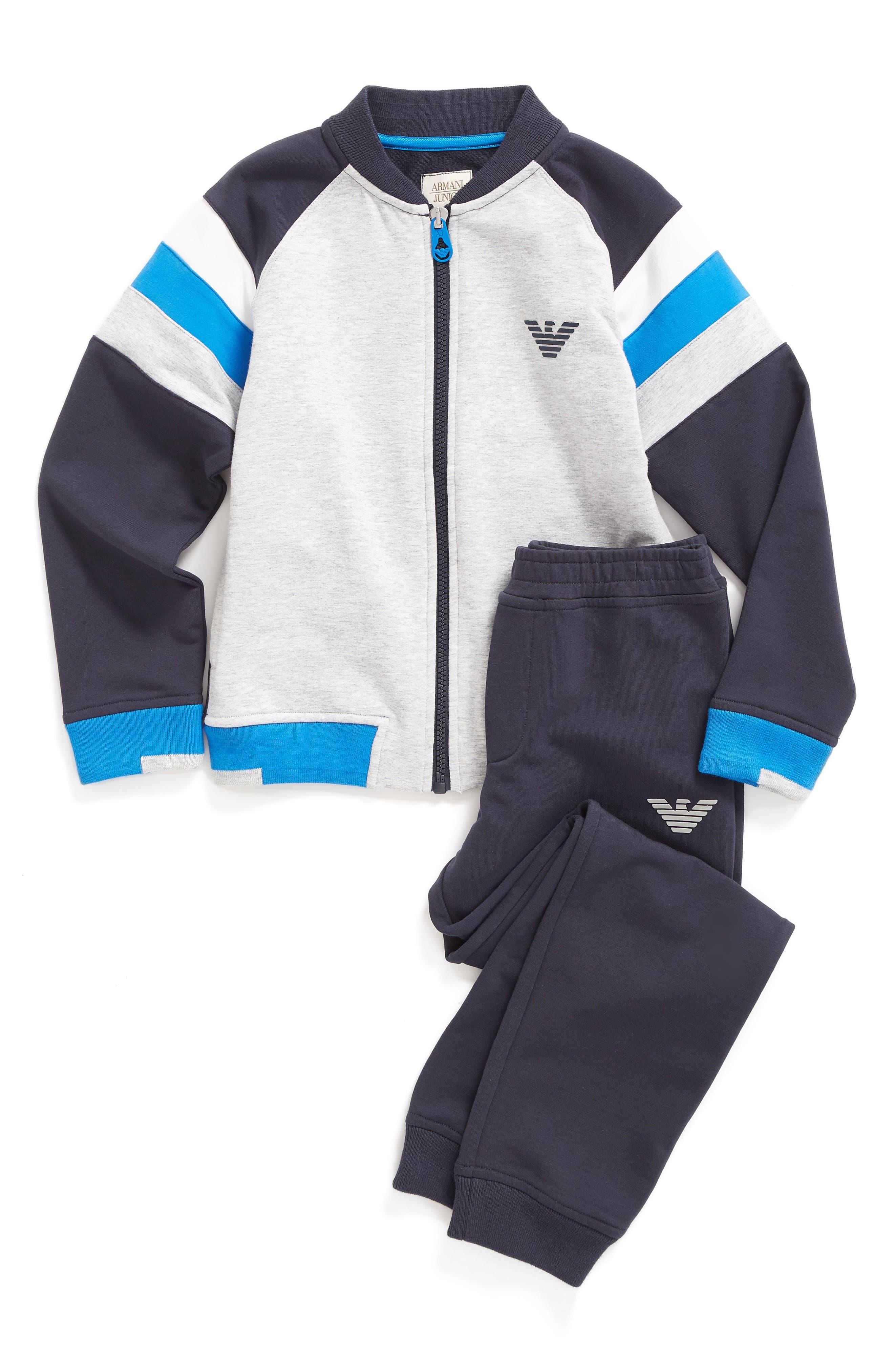 Armani Junior Track Suit (Little Boys & Big Boys)