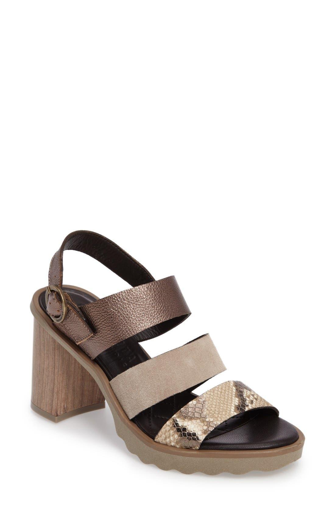 Hispanitas Greer Strappy Slingback Sandal (Women)