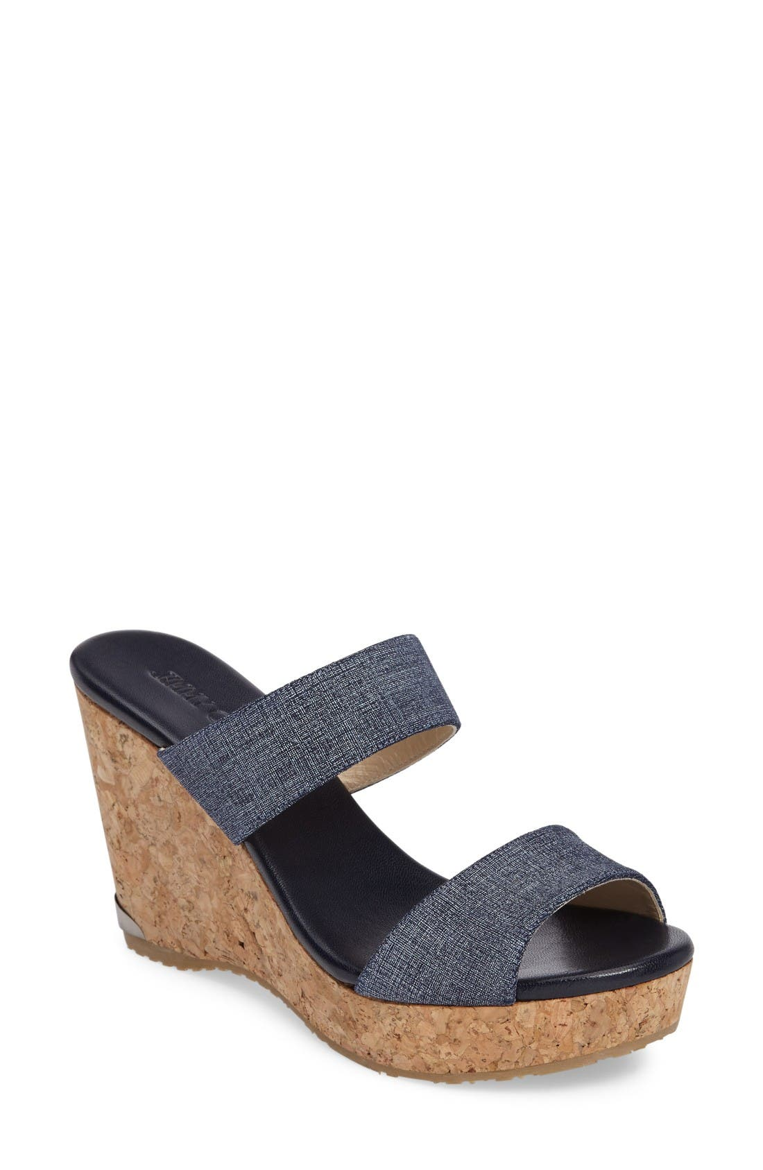 JIMMY CHOO Parker Wedge Sandal