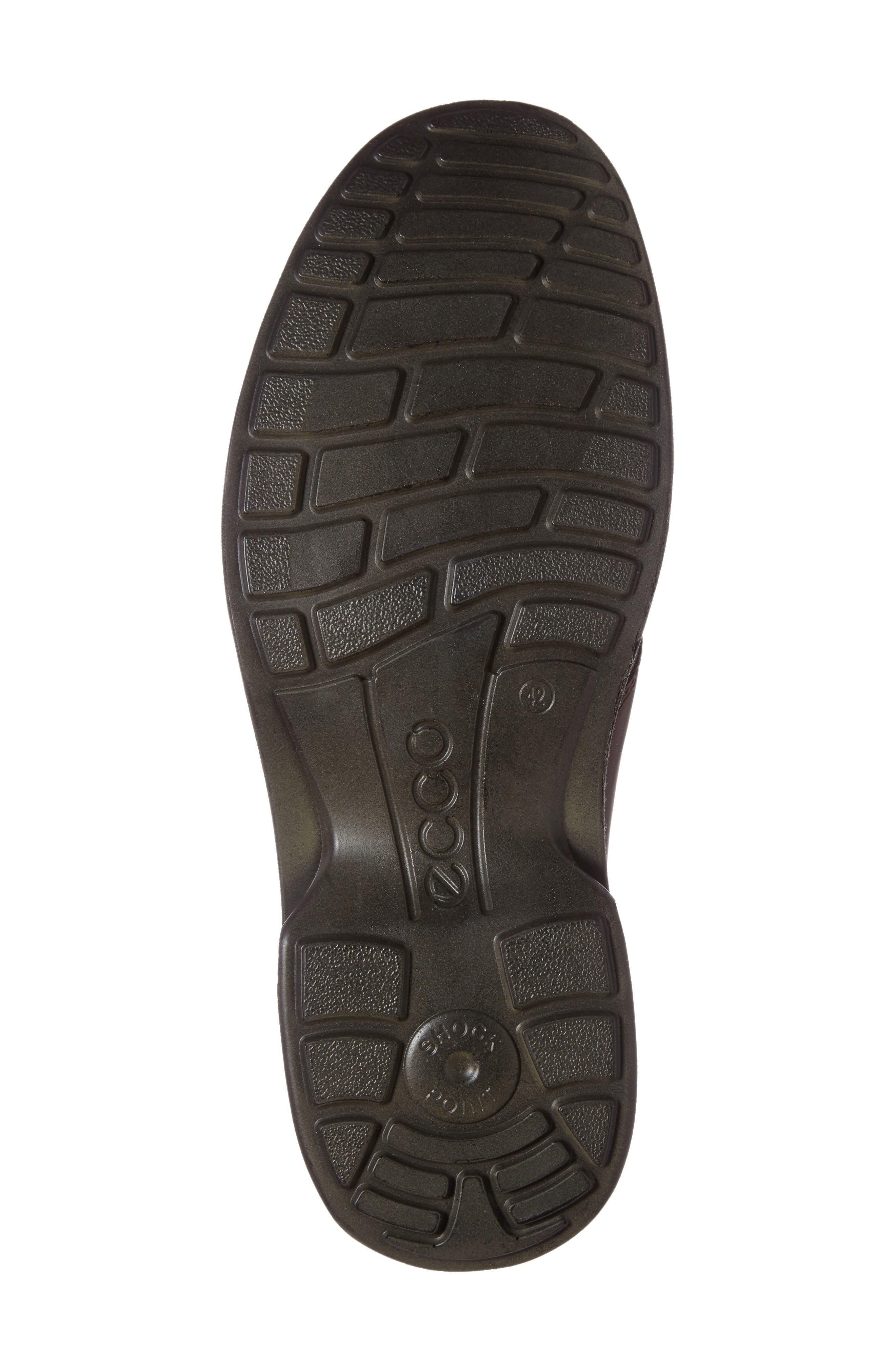 Turn Gore-Tex<sup>®</sup> Waterproof Chukka Boot,                             Alternate thumbnail 4, color,                             Mocha Nubuck Leather