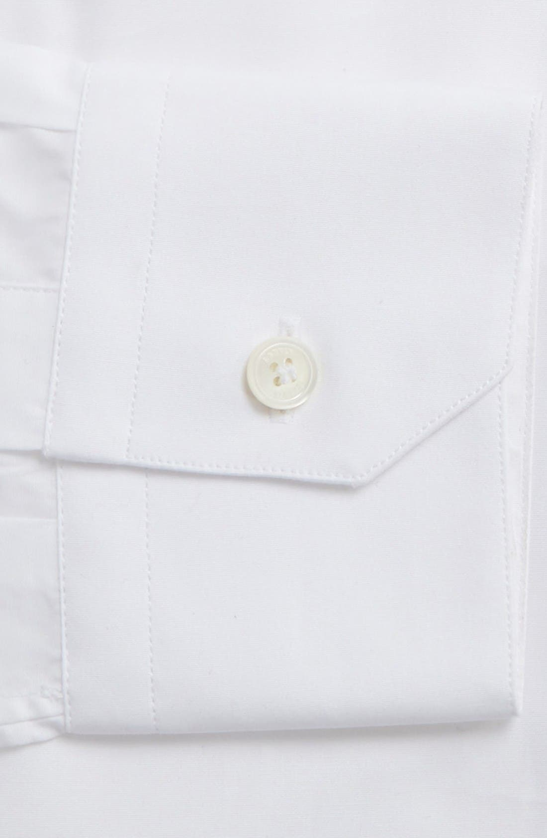 Alternate Image 5  - Lanvin Extra Trim Fit Cotton Dress Shirt