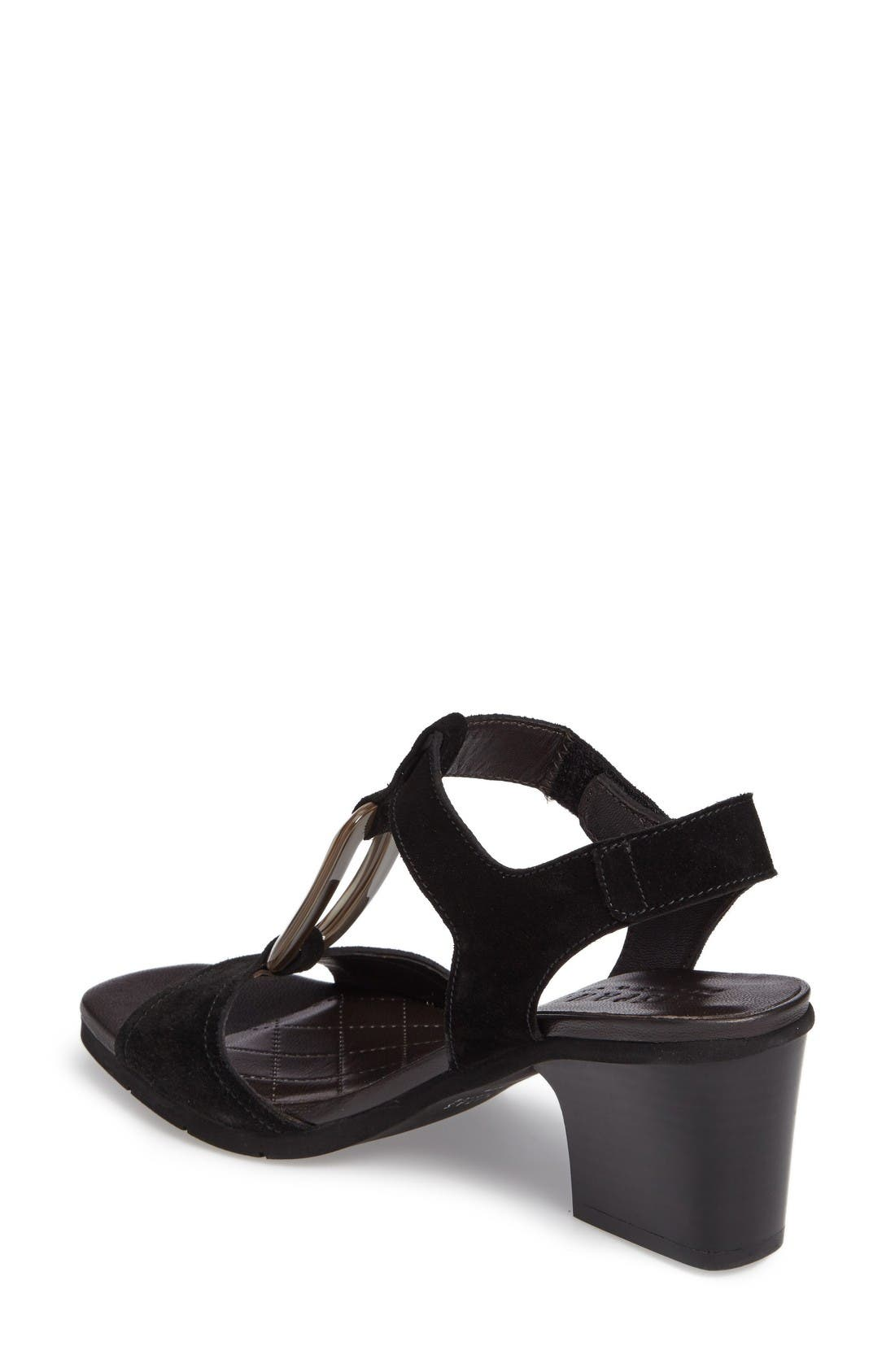 Alternate Image 2  - Hispanitas Ursula Ringed T-Strap Sandal (Women)