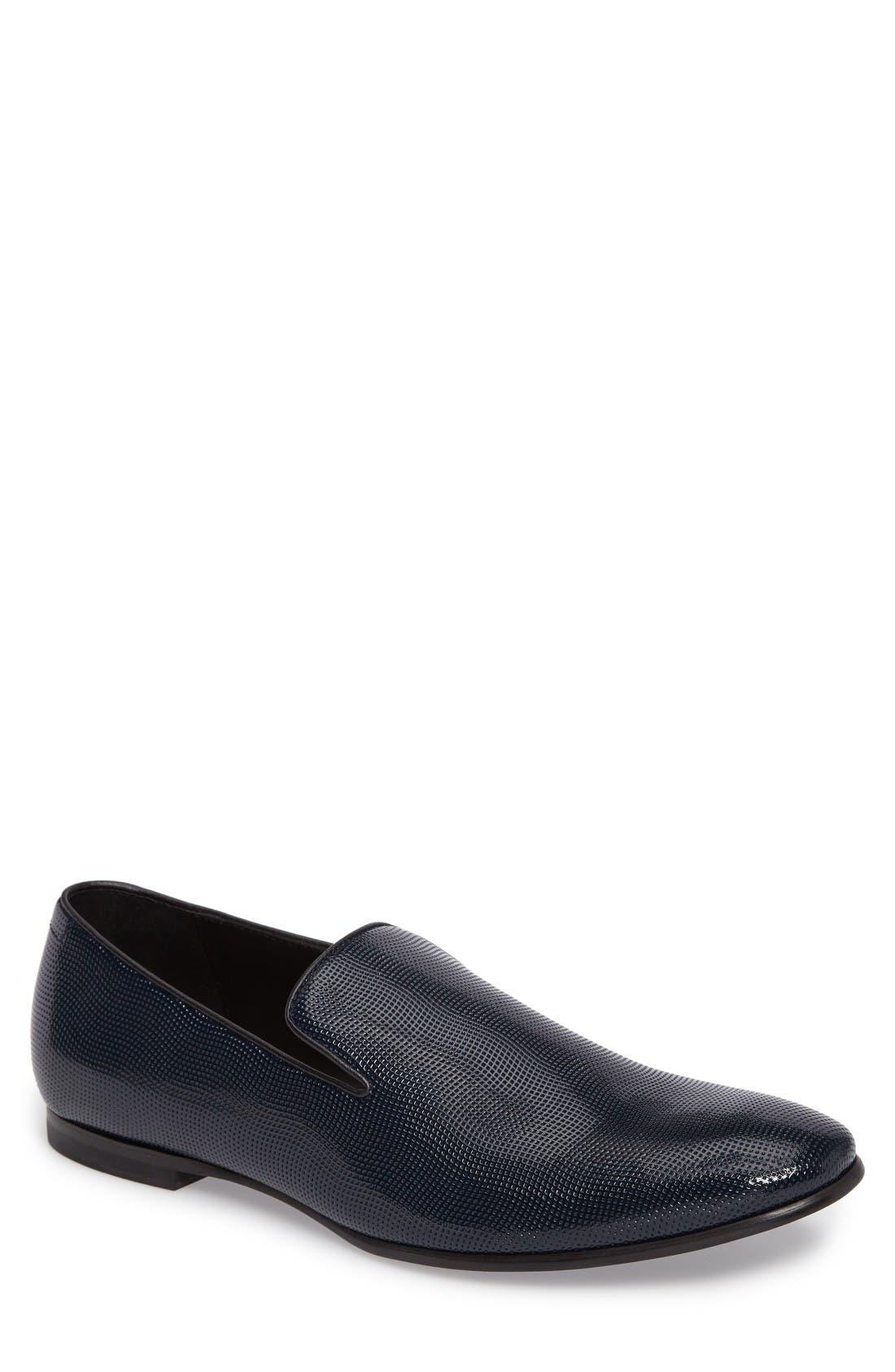 Calvin Klein Navian Venetian Loafer (Men)