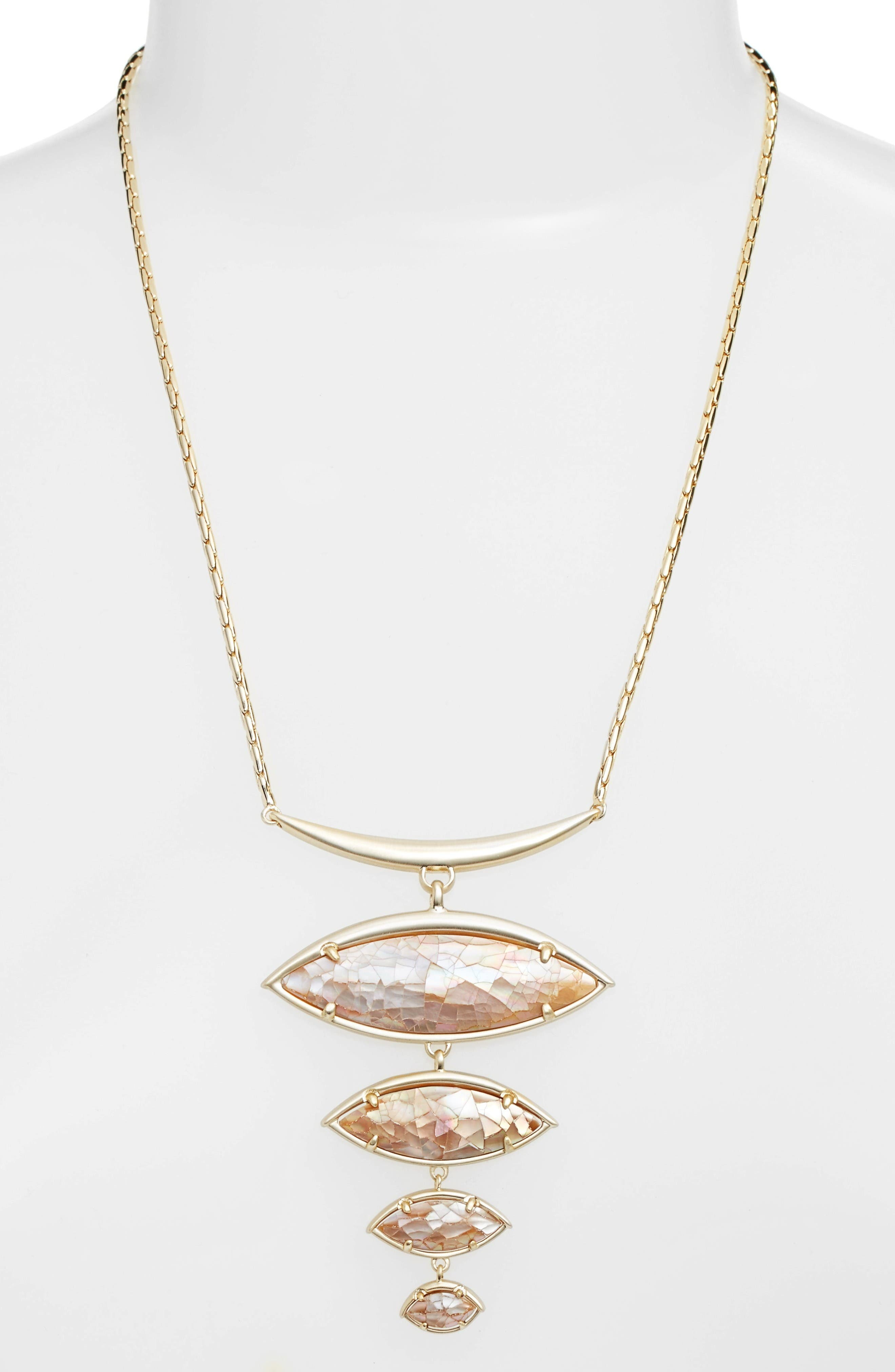 Kendra Scott Morris Bib Necklace