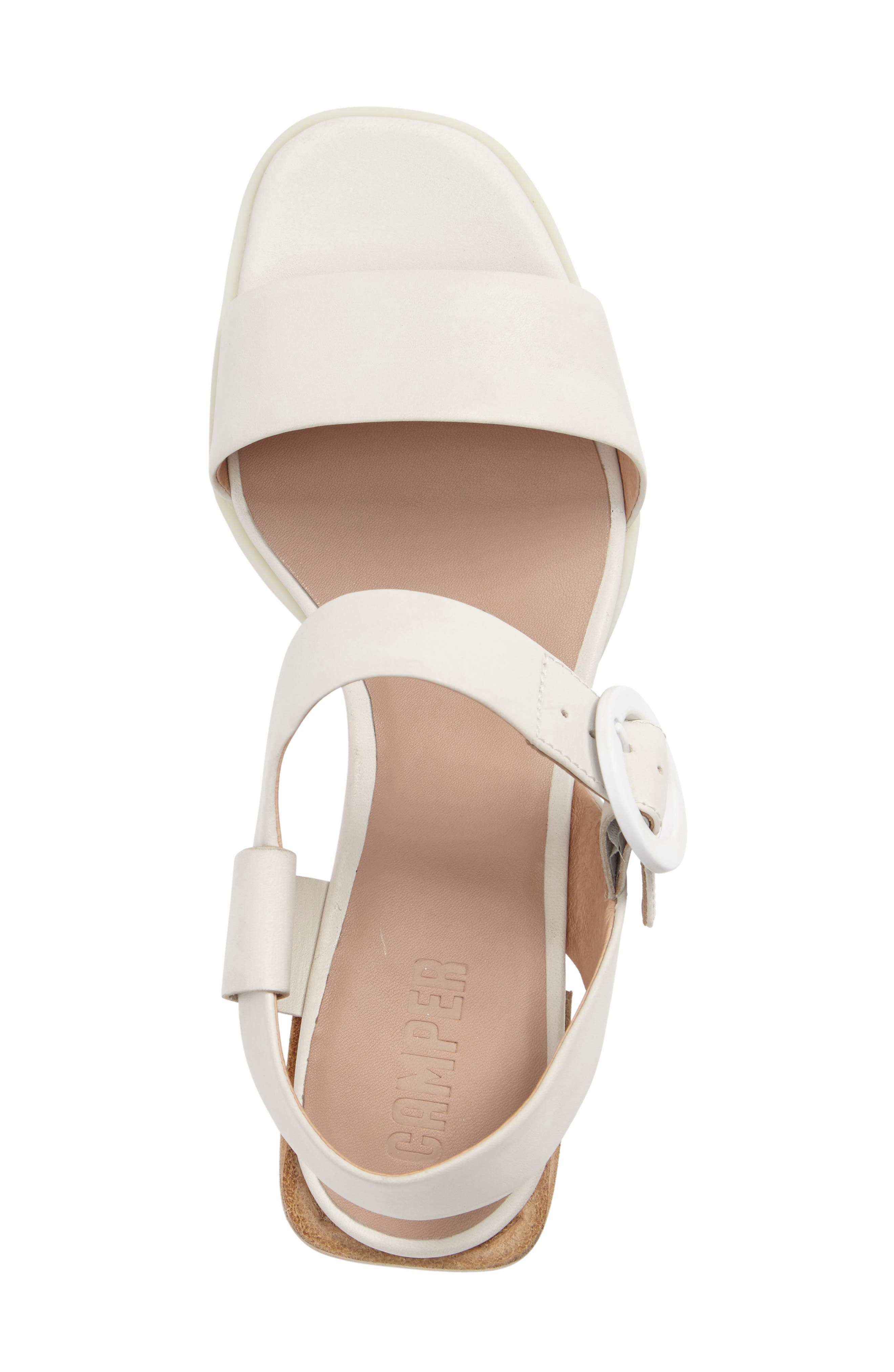 Alternate Image 3  - Camper Kobo Buckle Strap Sandal (Women)