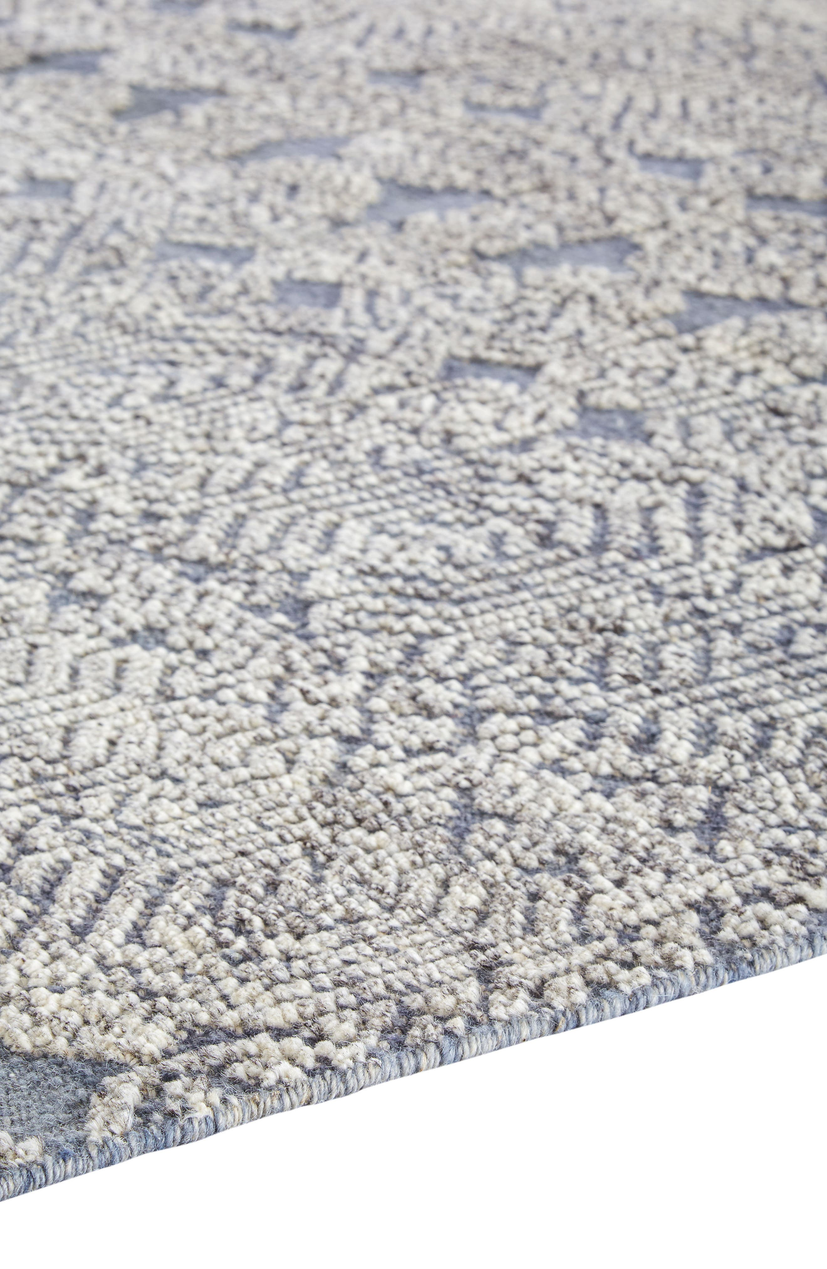 Festival Rug,                             Alternate thumbnail 3, color,                             Grey/ Silver