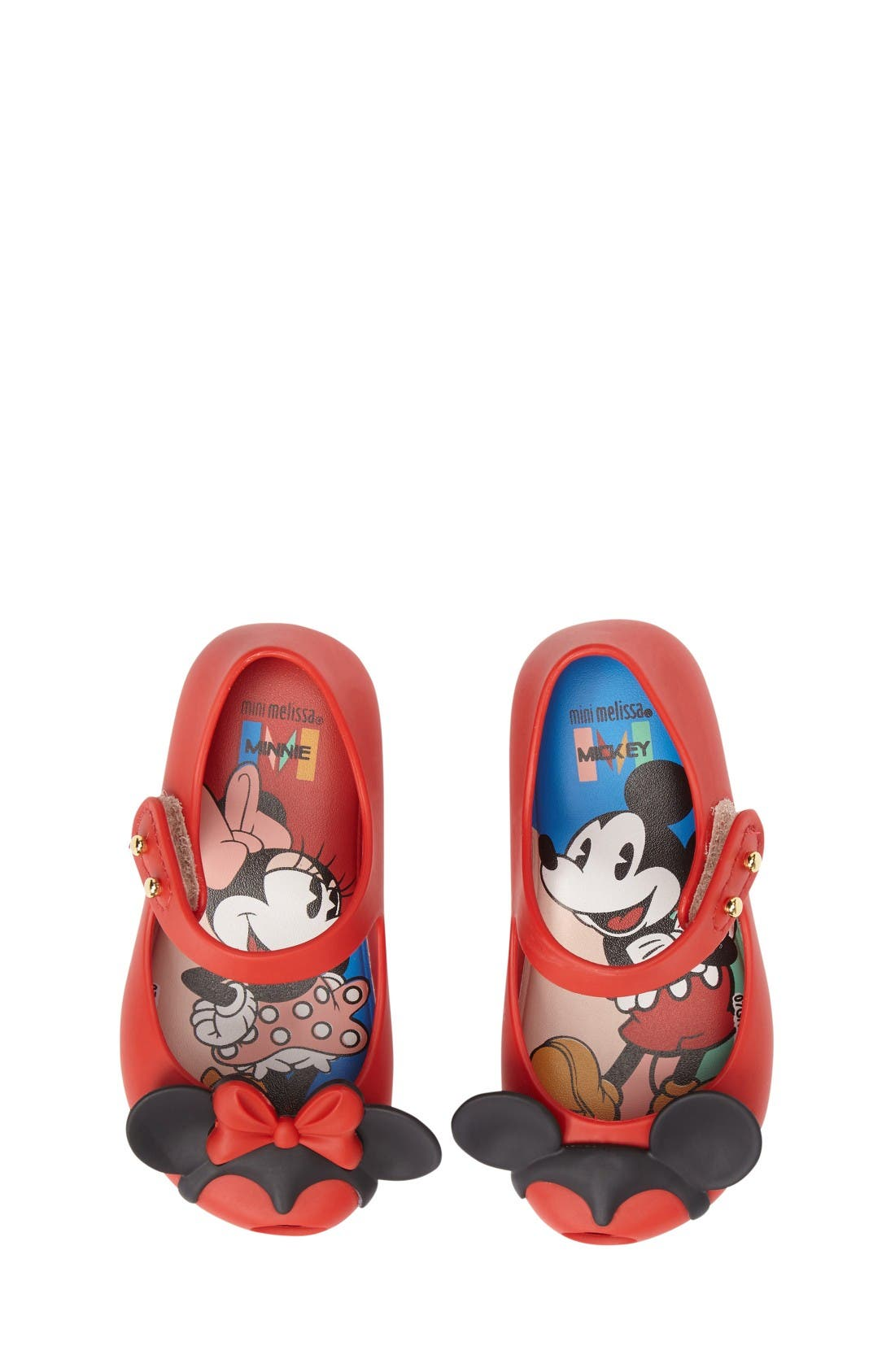 Mini Melissa Disney Twins II Mary Jane (Walker & Toddler)