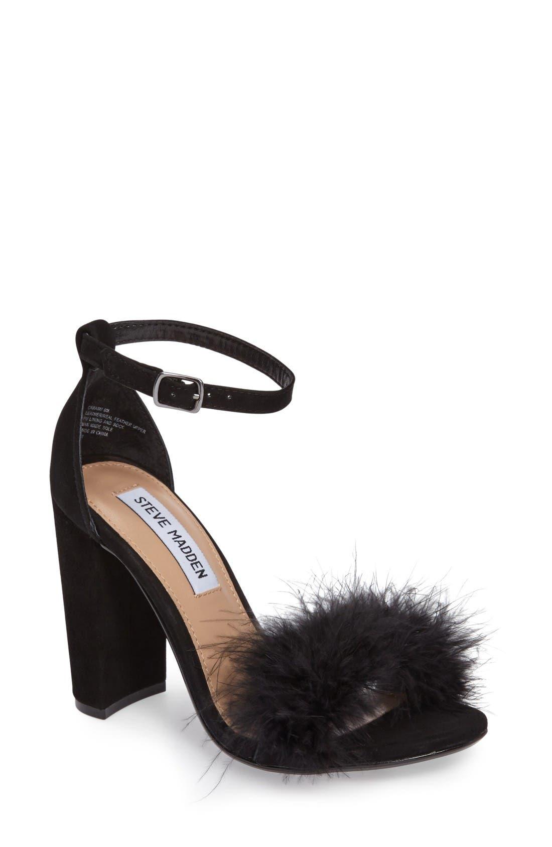 Alternate Image 1 Selected - Steve Madden Carabu Sandal (Women)