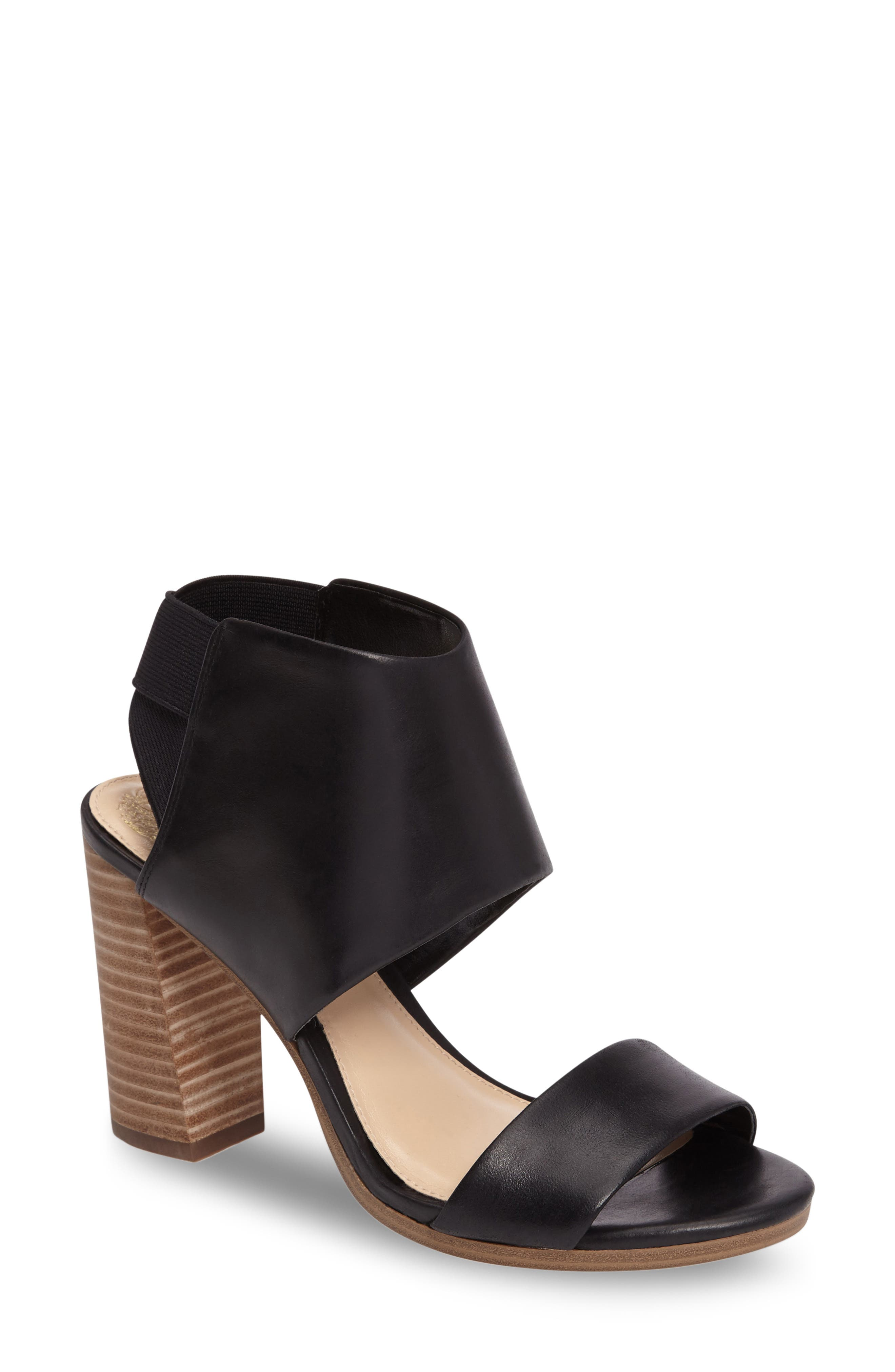VINCE CAMUTO Keisha Elastic Slingback Sandal