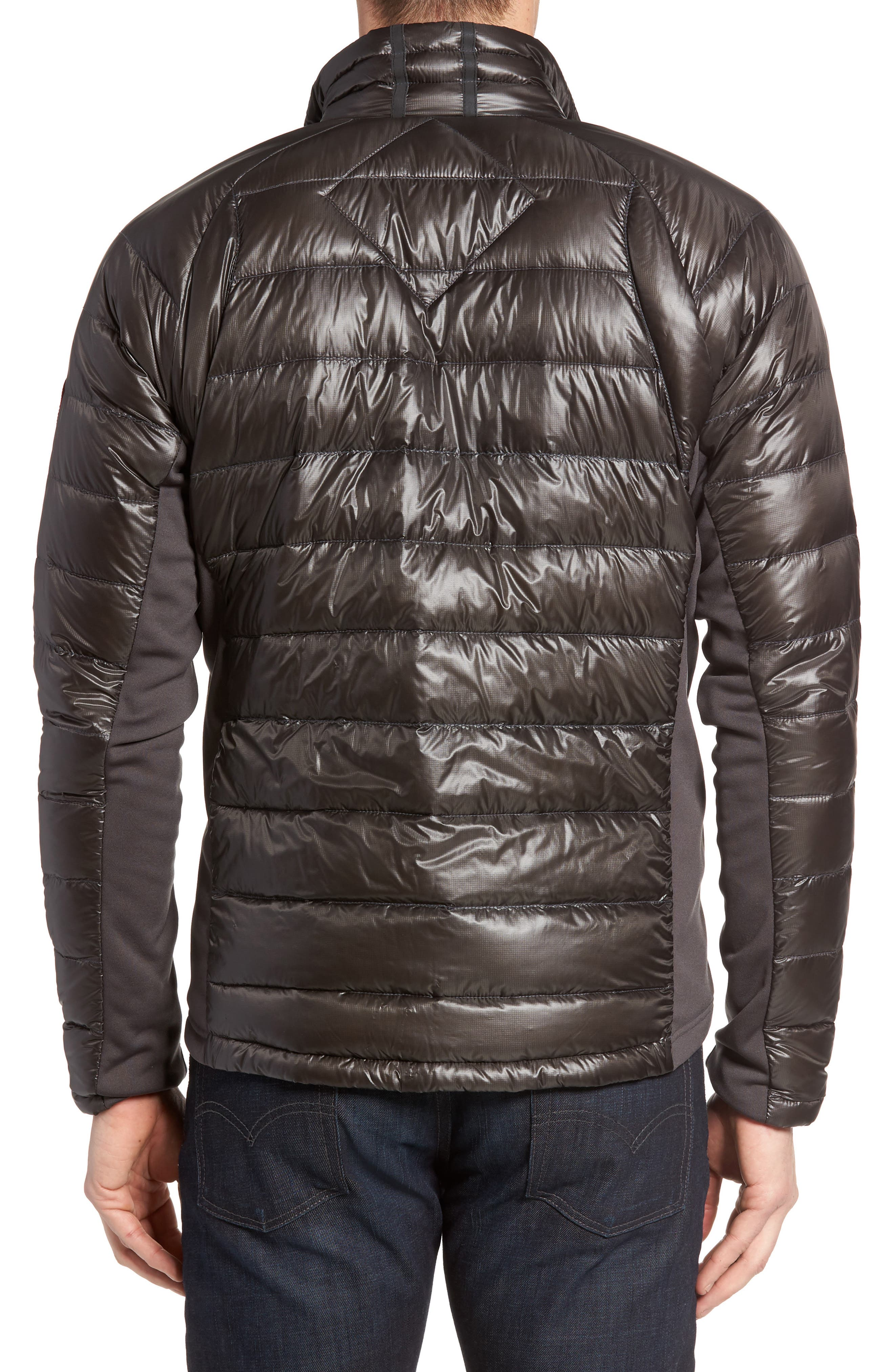 kendal classic chocolate jacket quilted toggi quilt mens