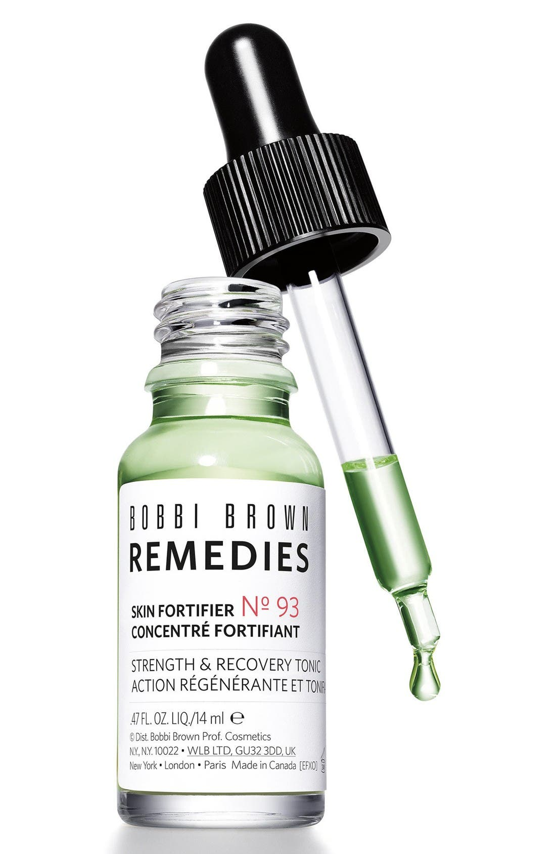 Remedies Skin Fortifier Strength & Recovery Tonic,                             Main thumbnail 1, color,                             No Color