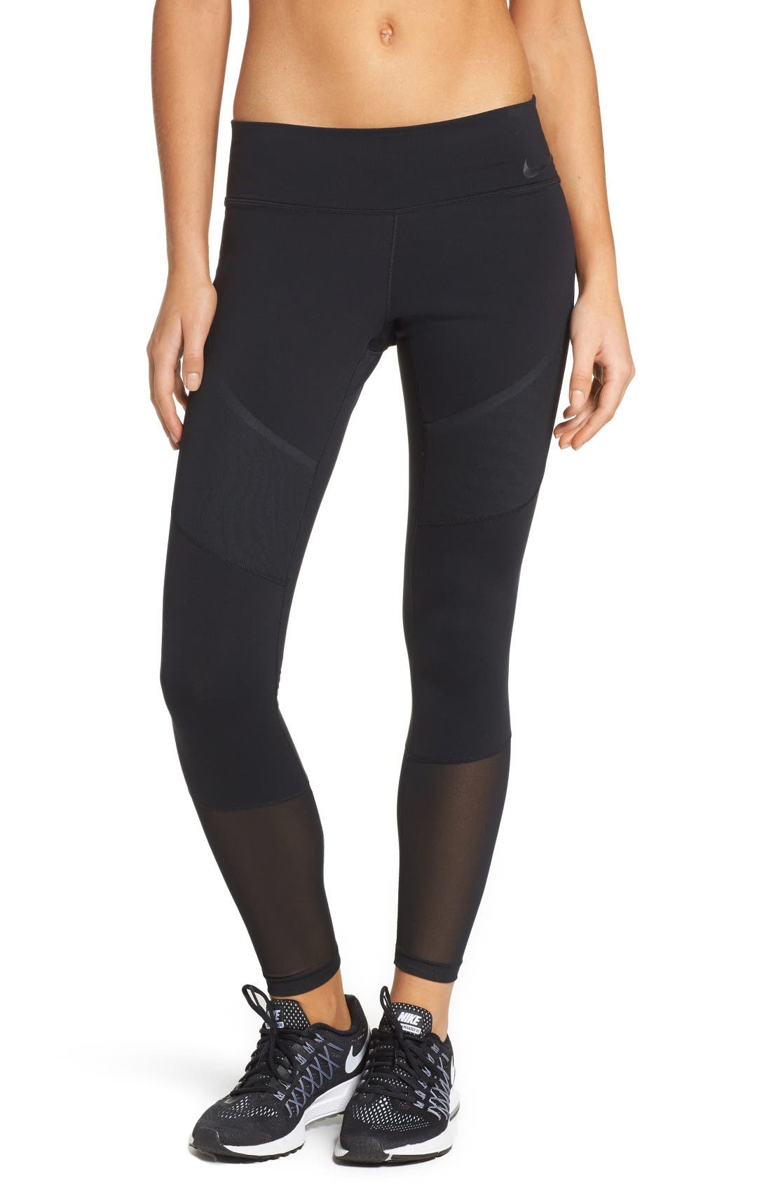 Alternate Image 1 Selected - Nike Power Legendary Training Tights