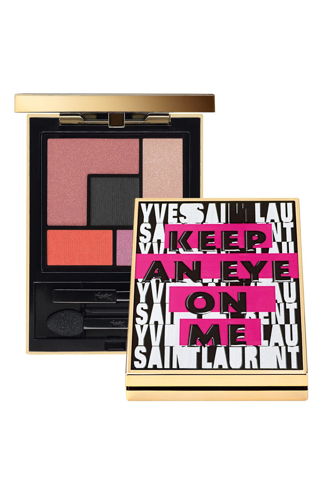 Main Image - Yves Saint Laurent The Street and I Couture Palette Collection (Limited Edition)
