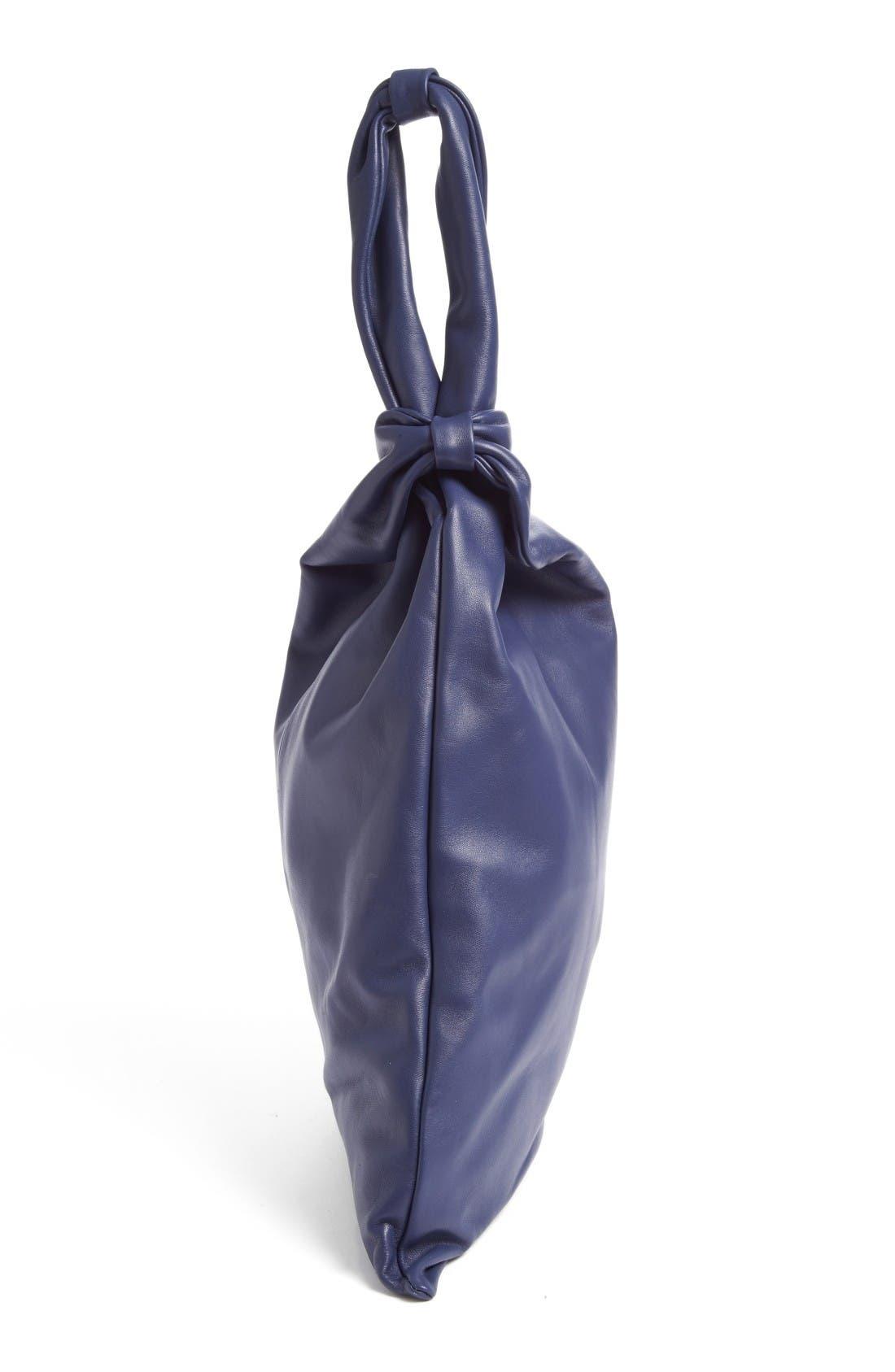 Alternate Image 6  - Creatures of Comfort Large Nappa Leather Malia Bag