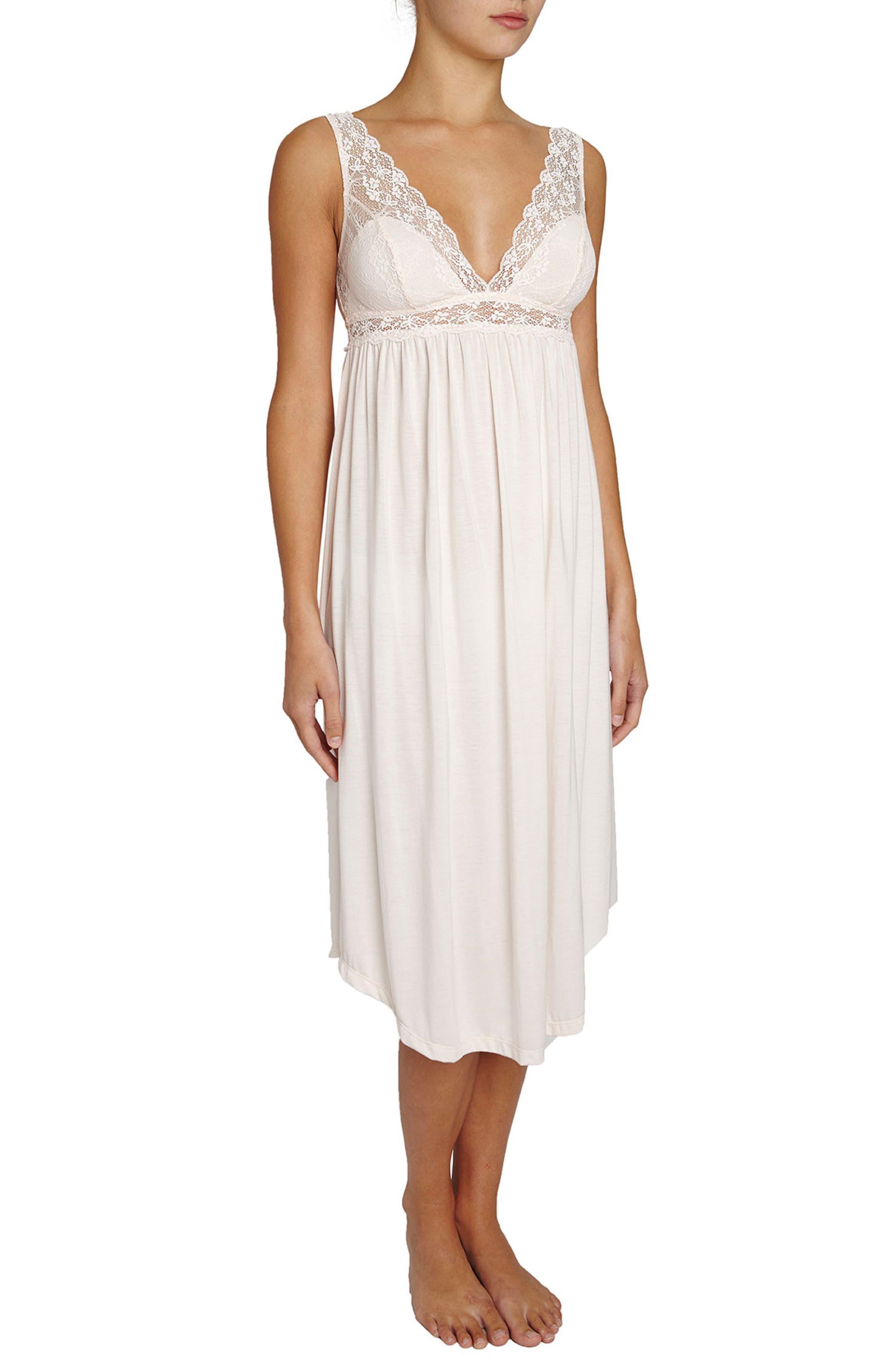 Eberjey Kiss the Bride Nightgown
