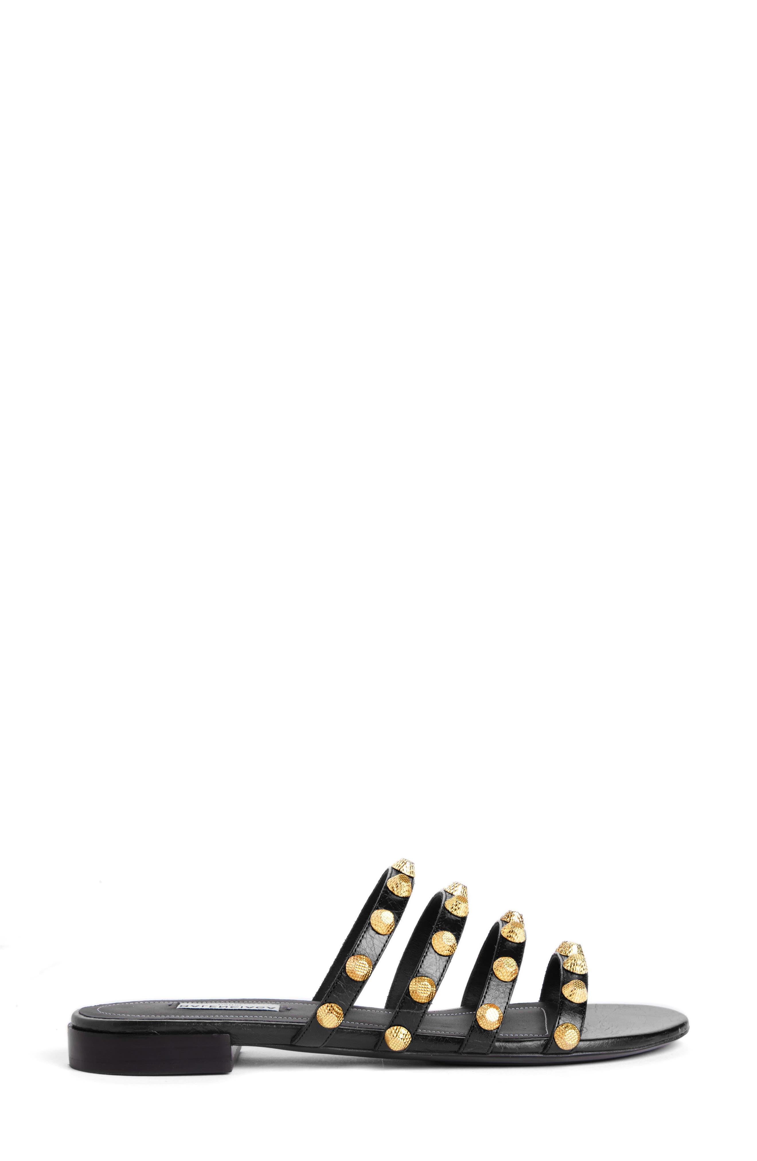 Alternate Image 4  - Balenciaga Studded Slide Sandal (Women)