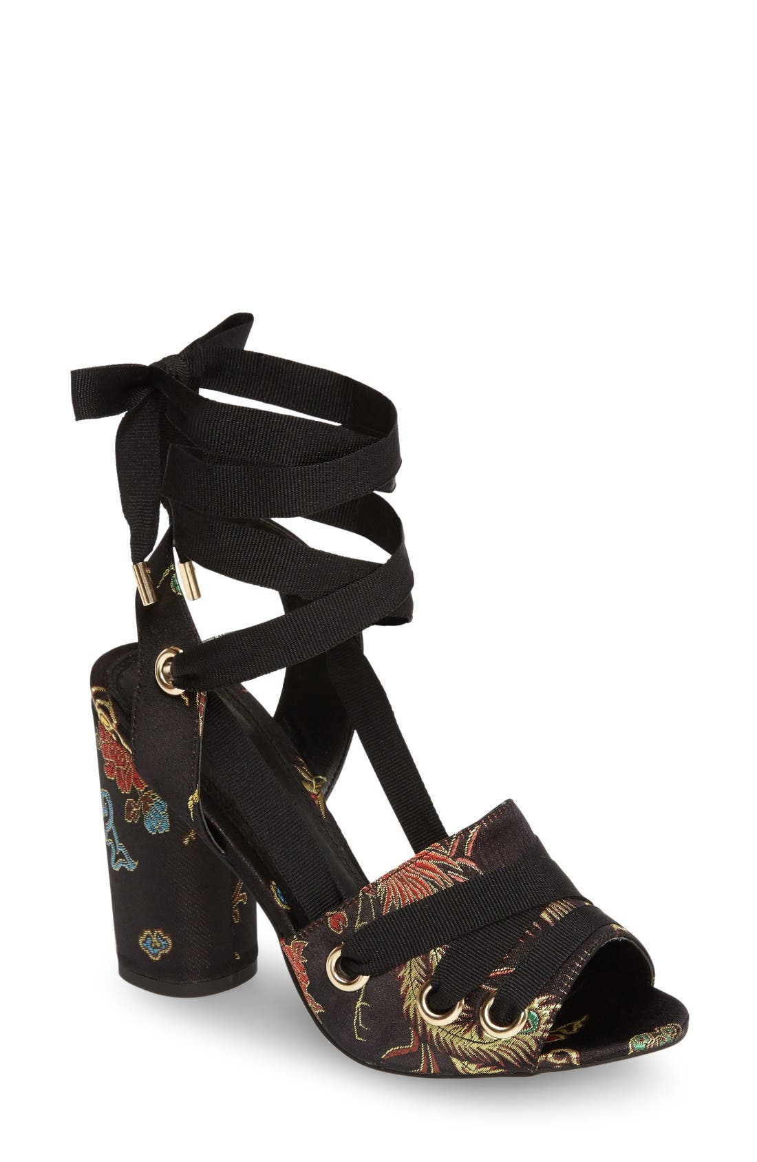 Alternate Image 1 Selected - Topshop Roscoe Sandal (Women)