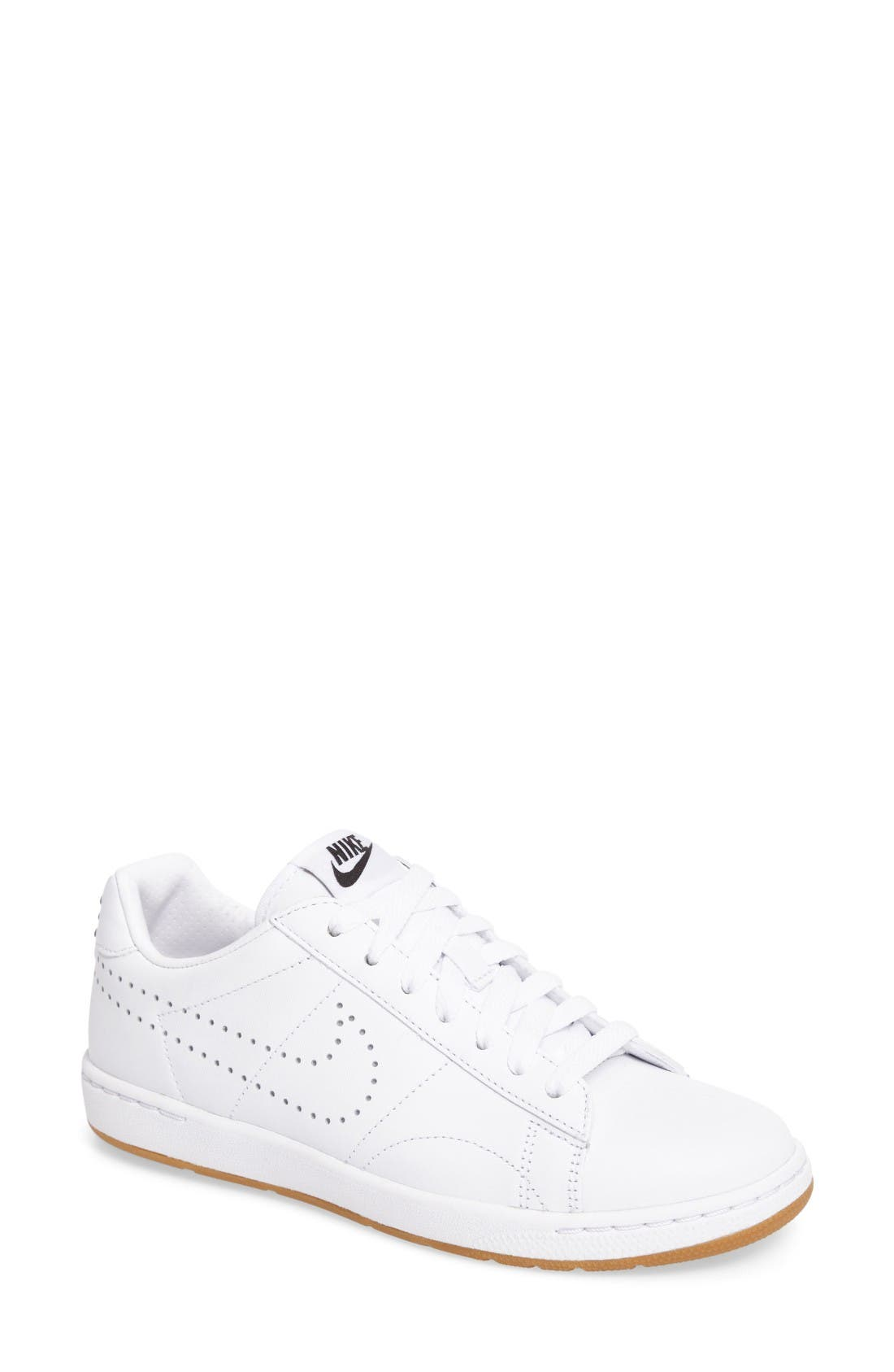 Nike 'Classic Ultra' Leather Sneaker (Women)