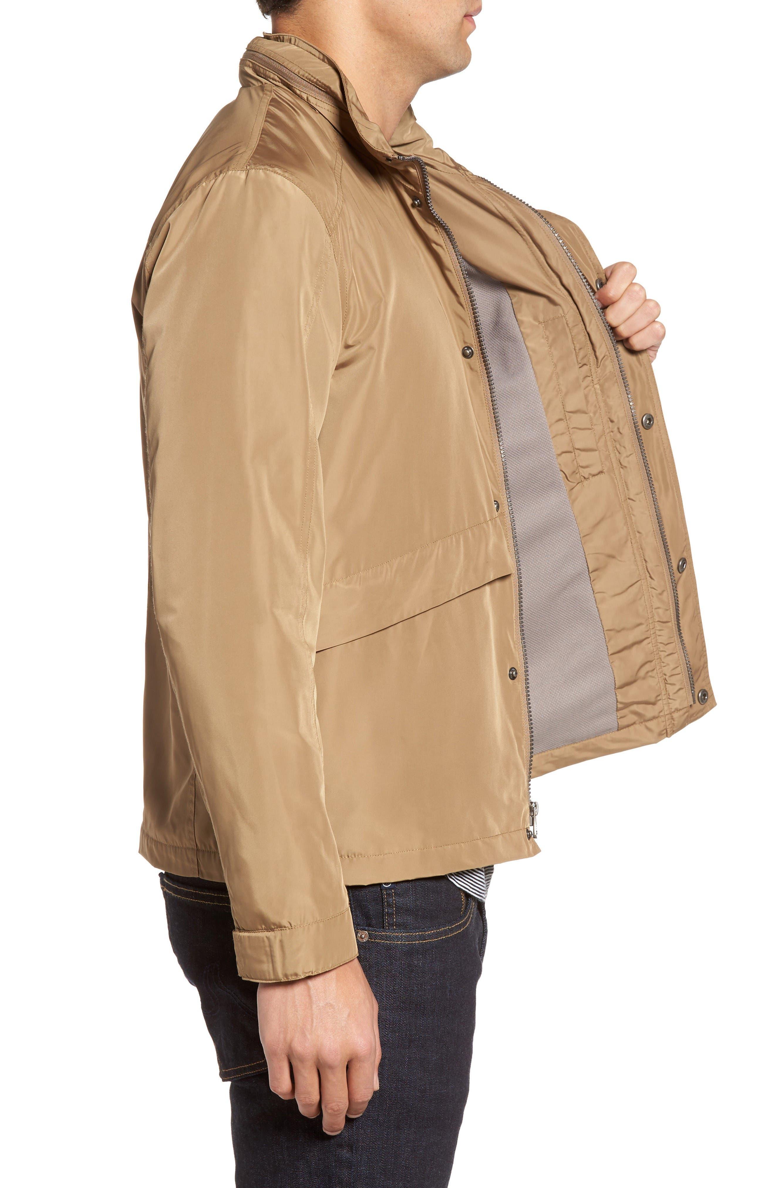 Alternate Image 3  - Cole Haan Trucker Jacket