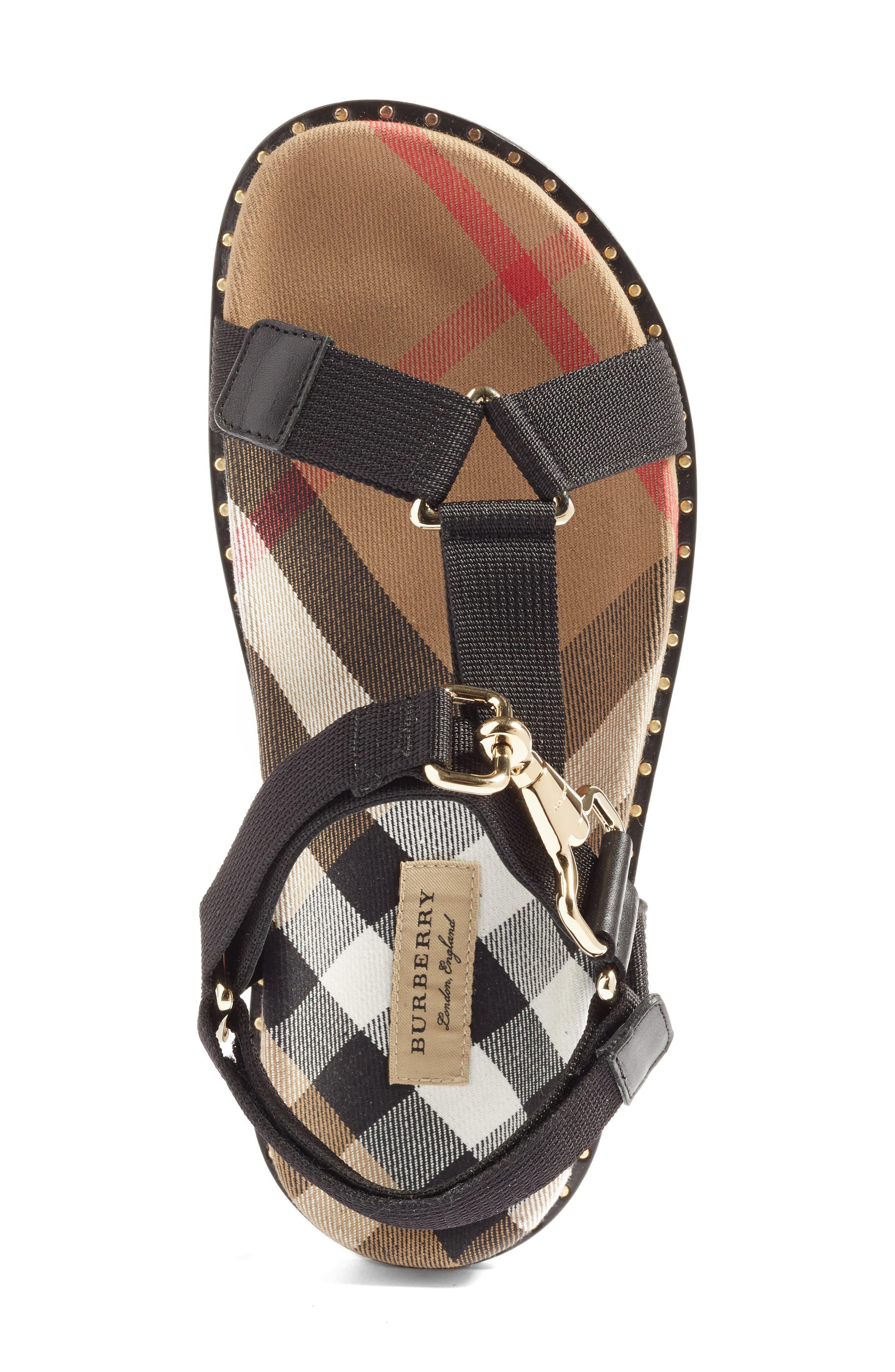 Alternate Image 3  - Burberry Ardall Sandal (Women)