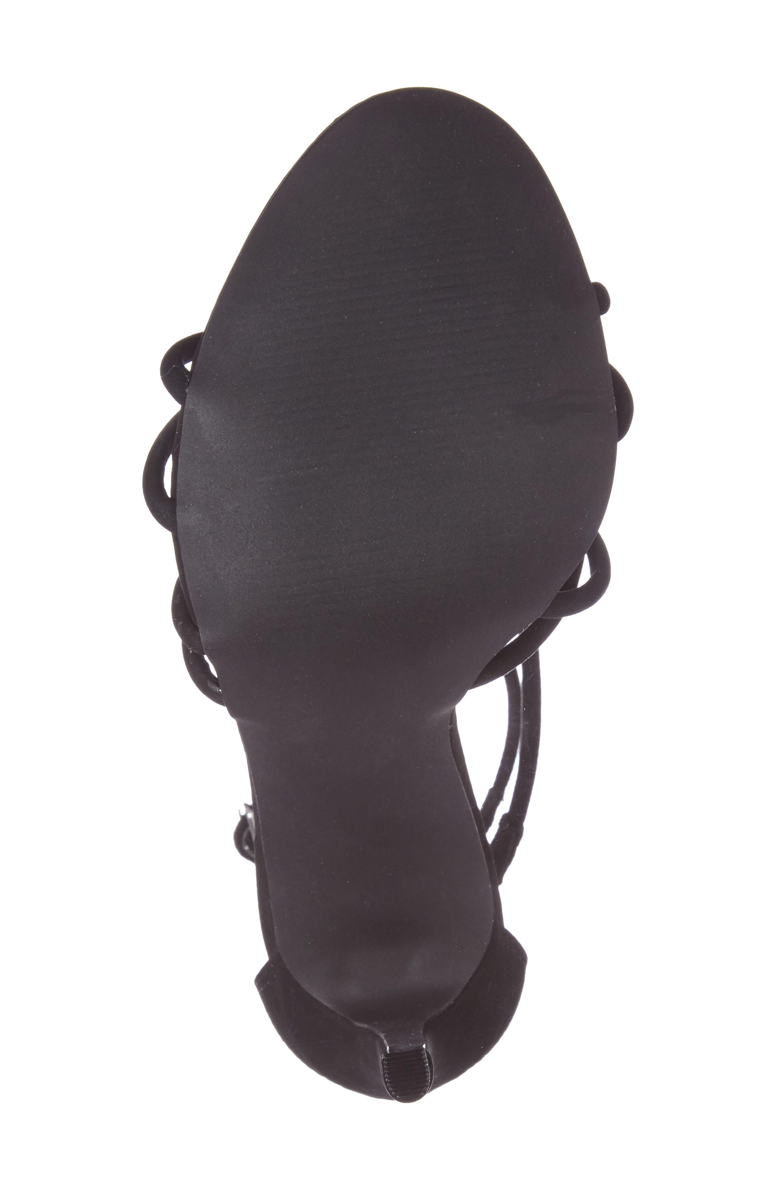 Alternate Image 4  - Steve Madden Strappy Sandal (Women)