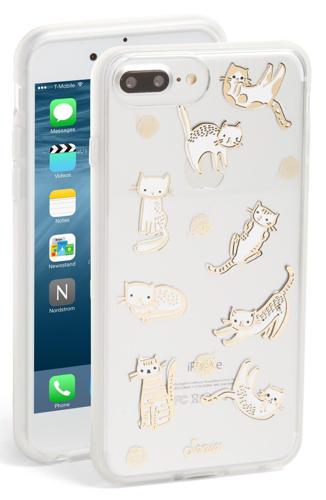 Main Image - Sonix Copy Cat iPhone 6/7 & 6/7 Plus Case
