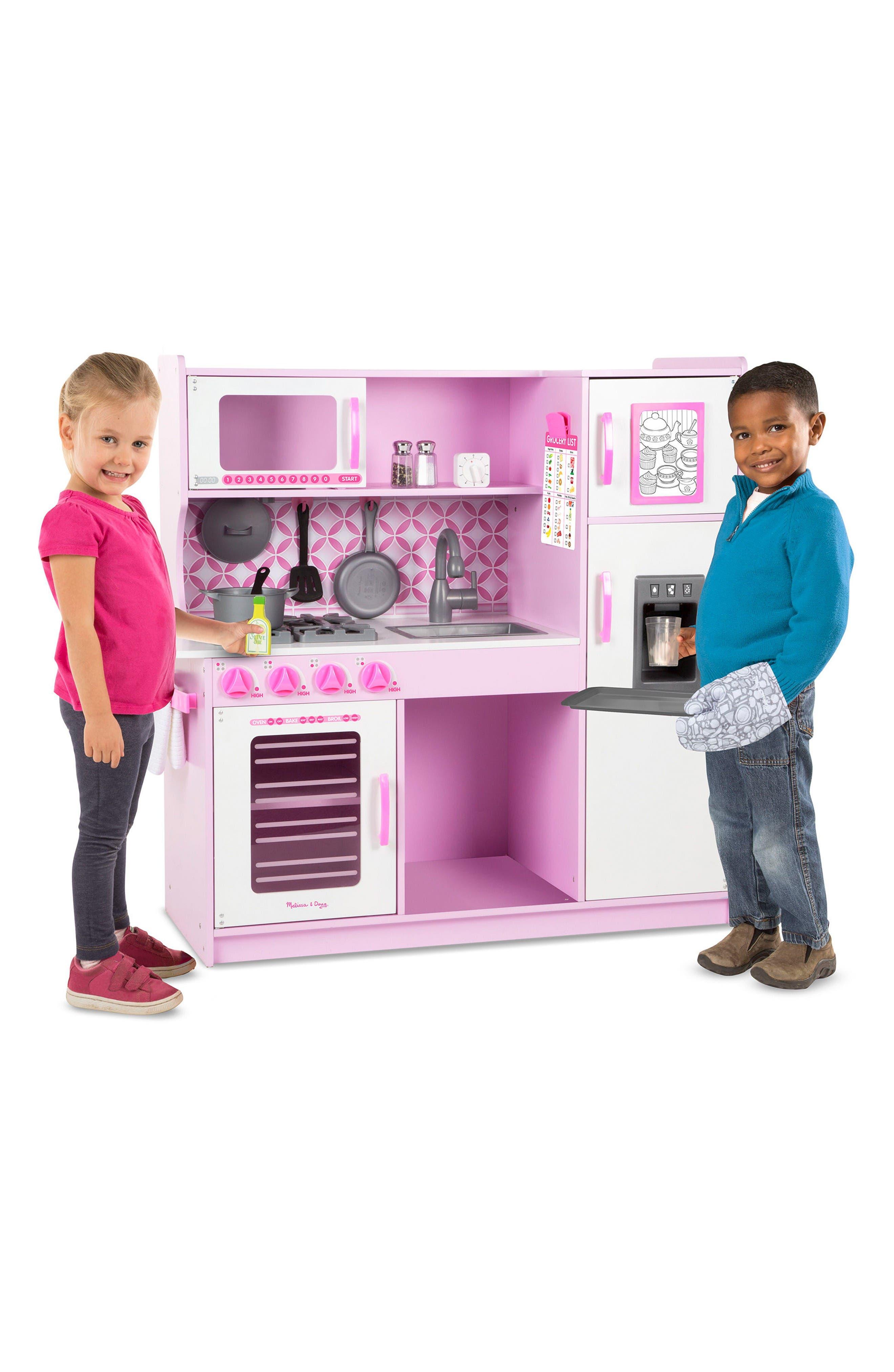 Alternate Image 2  - Melissa & Doug Wooden Chef's Kitchen