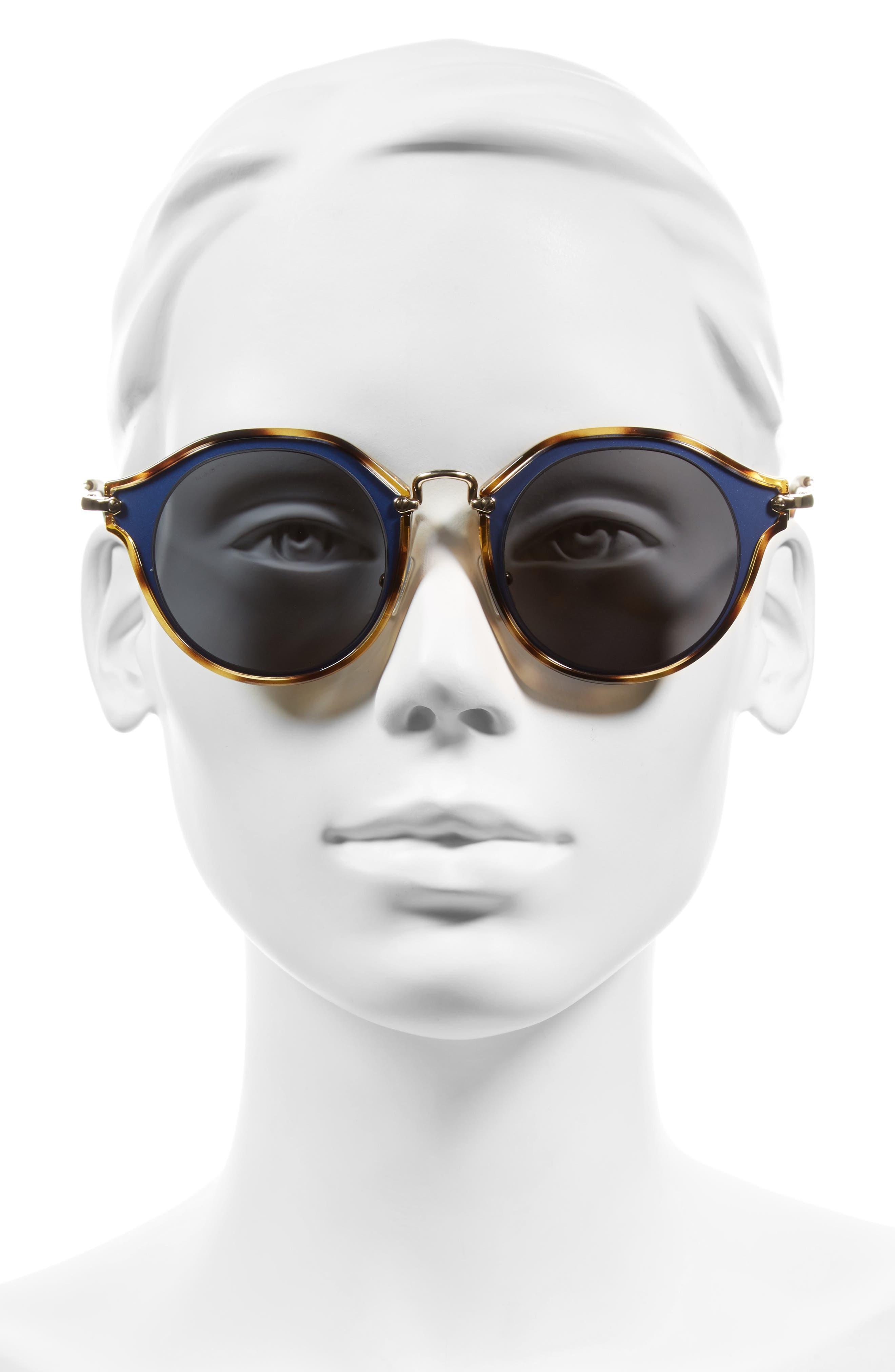 Alternate Image 2  - Miu Miu 49mm Sunglasses