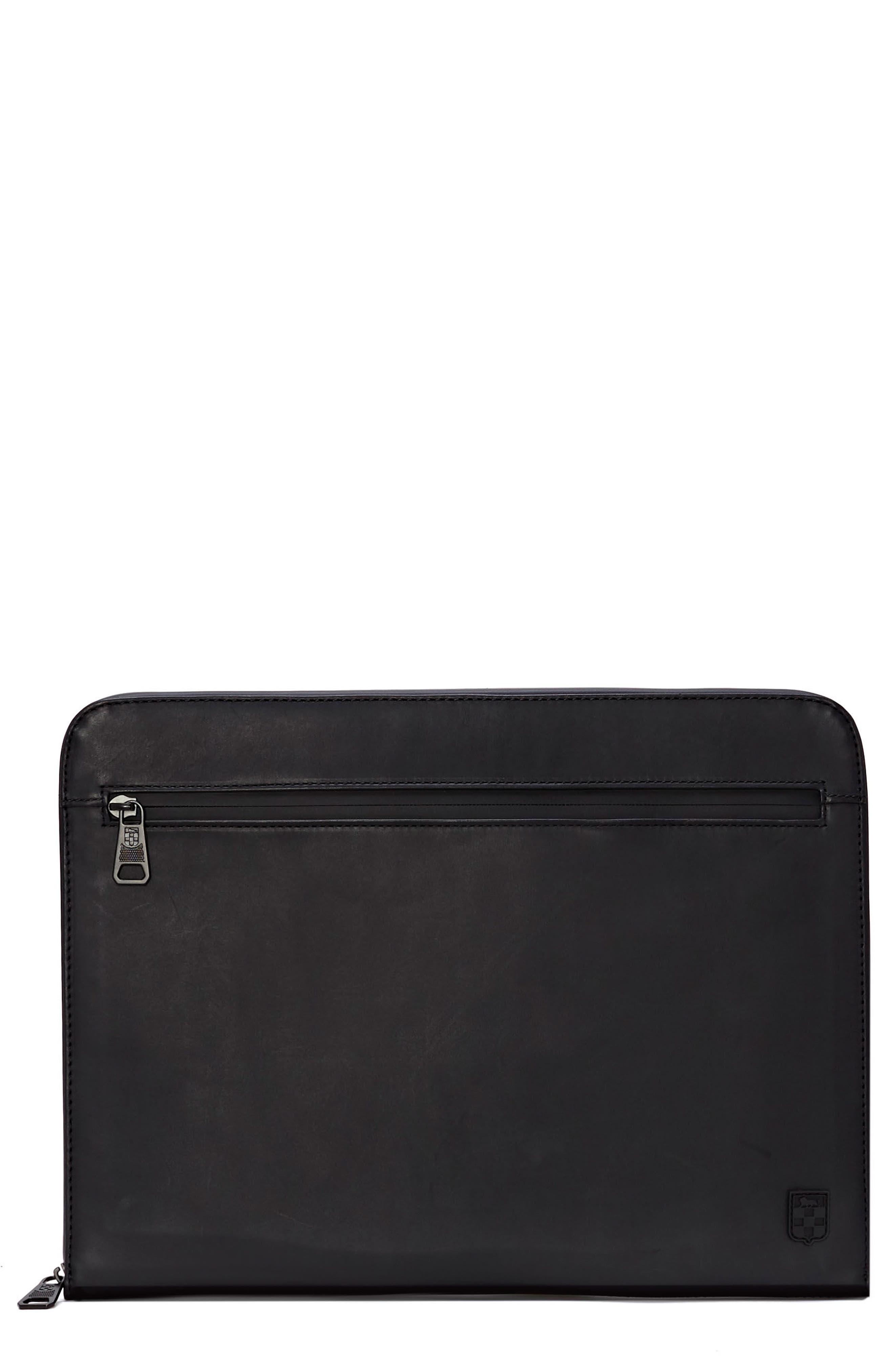 Alternate Image 1 Selected - Vince Camuto Purio Leather Portfolio
