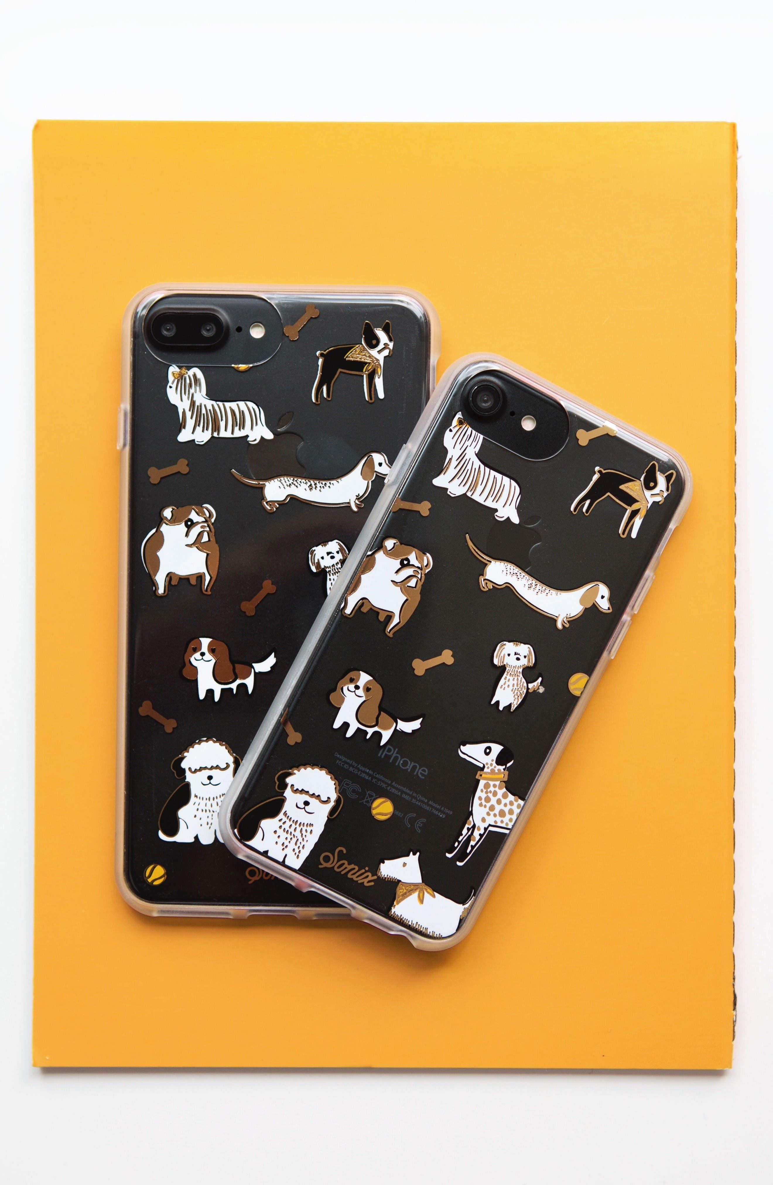Alternate Image 3  - Sonix Puppy Love iPhone 6/7 & 6/7 Plus Case (Nordstrom Exclusive)