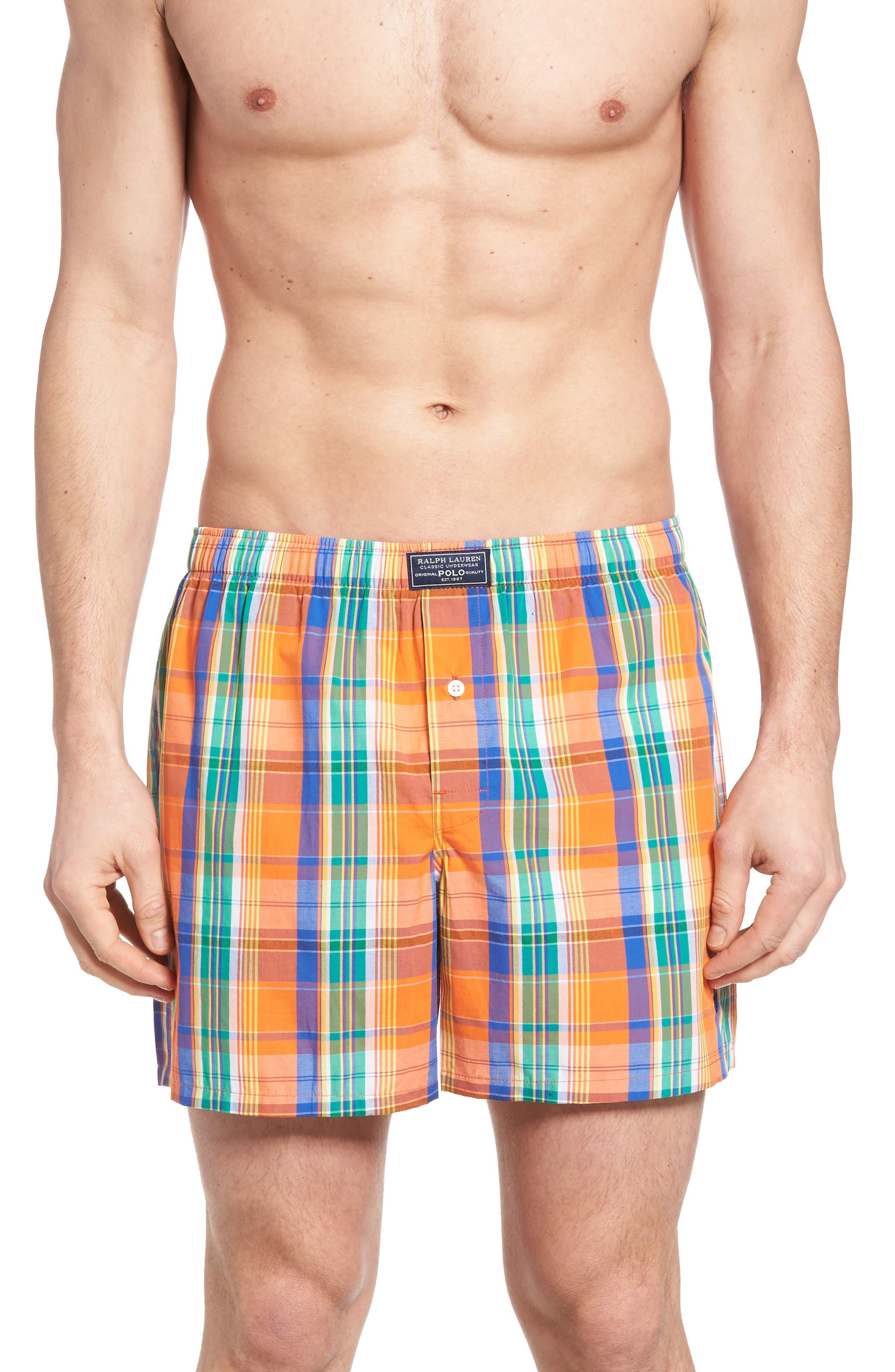 Polo Ralph Lauren Stripe Cotton Boxers