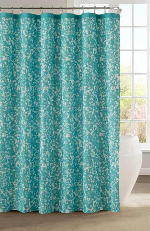 Kensie  Susie  Shower CurtainShower Curtains   Nordstrom   Nordstrom. Teal And Yellow Shower Curtain. Home Design Ideas