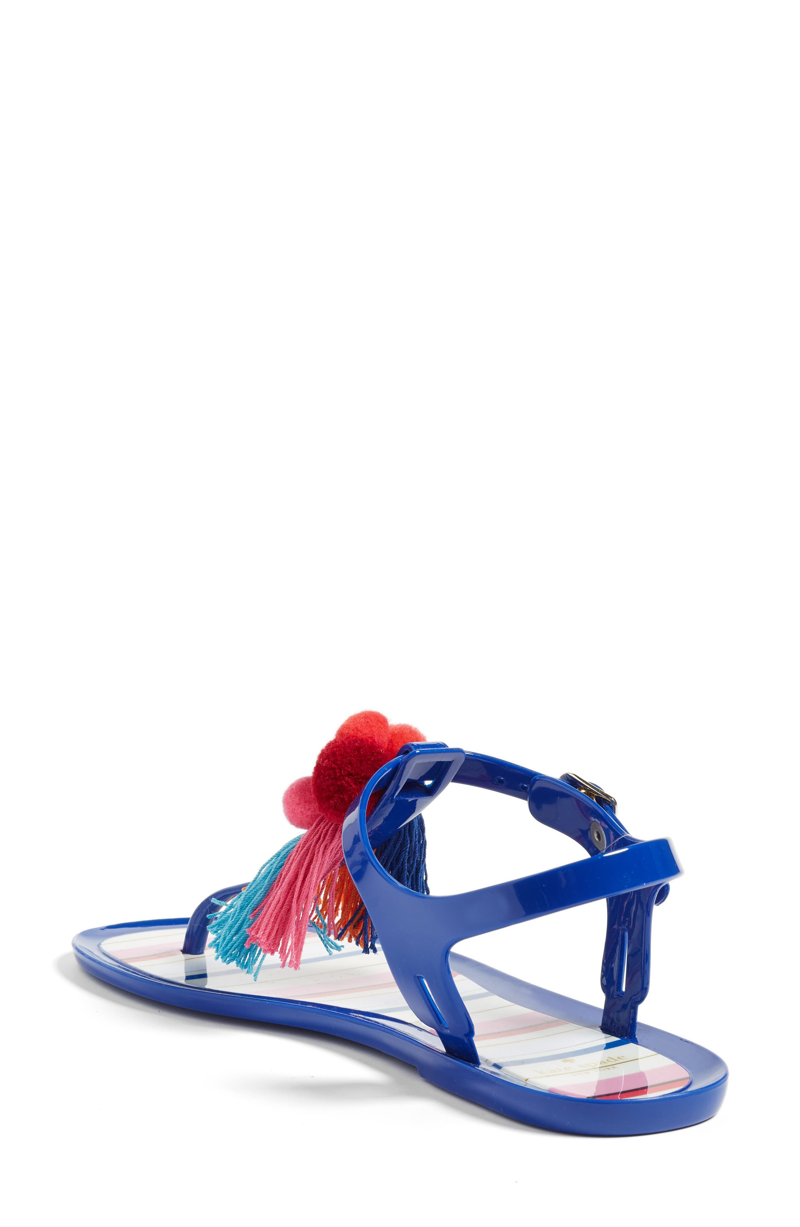 Alternate Image 2  - kate spade new york yellowstone t-strap jelly sandal (Women)