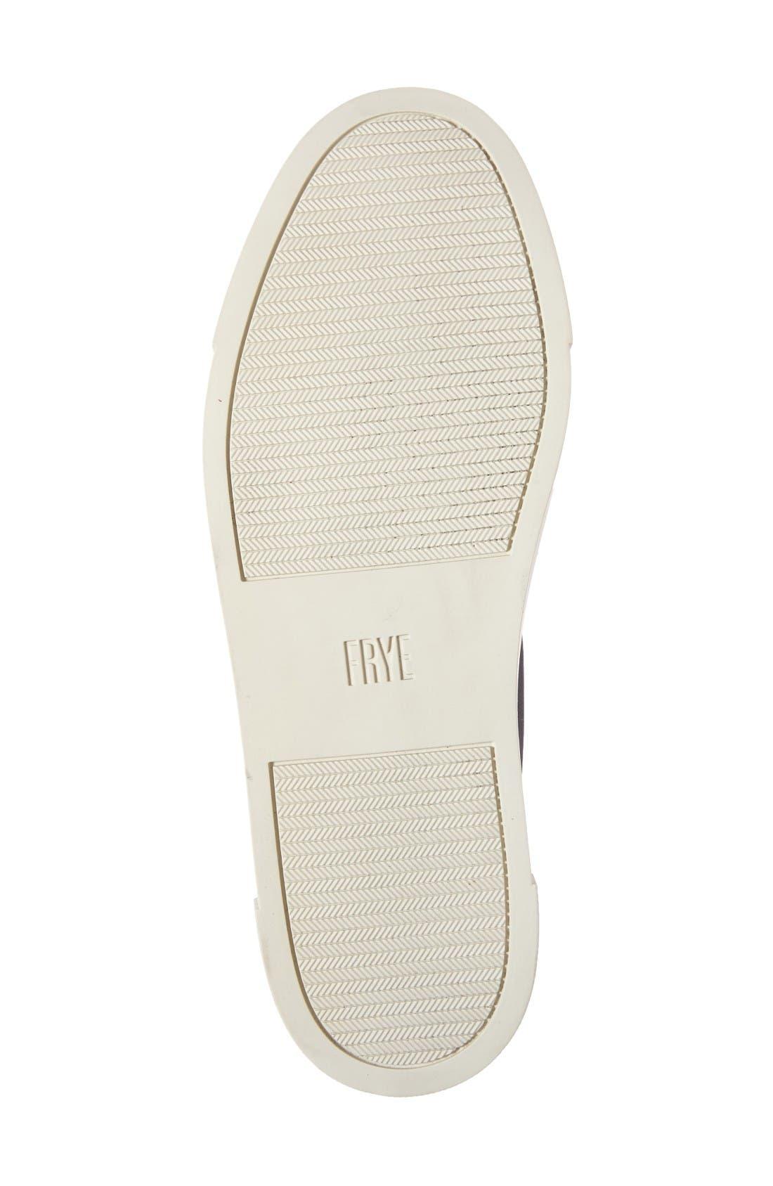 Ivy Slip-On Sneaker,                             Alternate thumbnail 4, color,                             Black