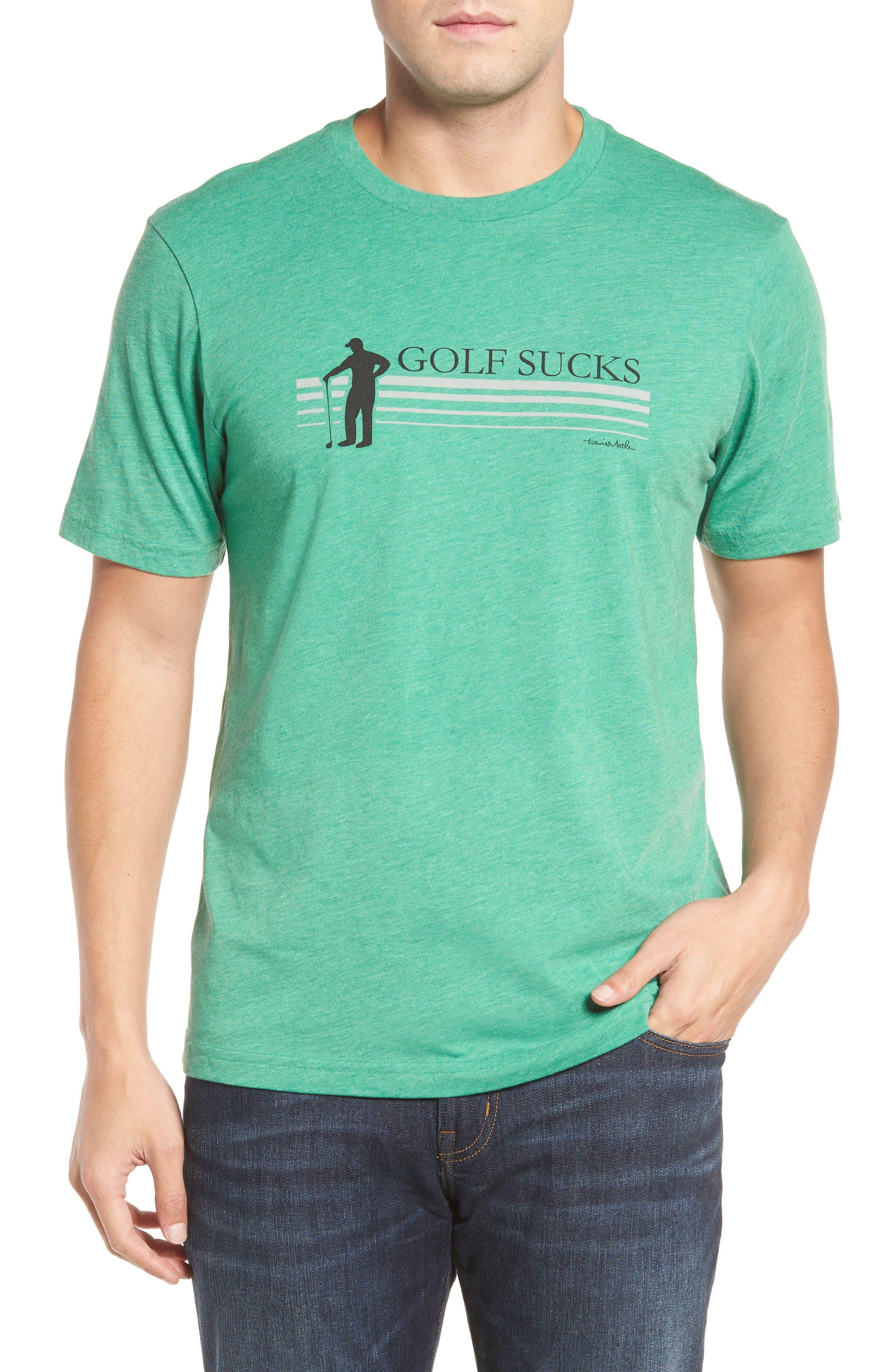 Jason T-Shirt,                         Main,                         color, Heather Green