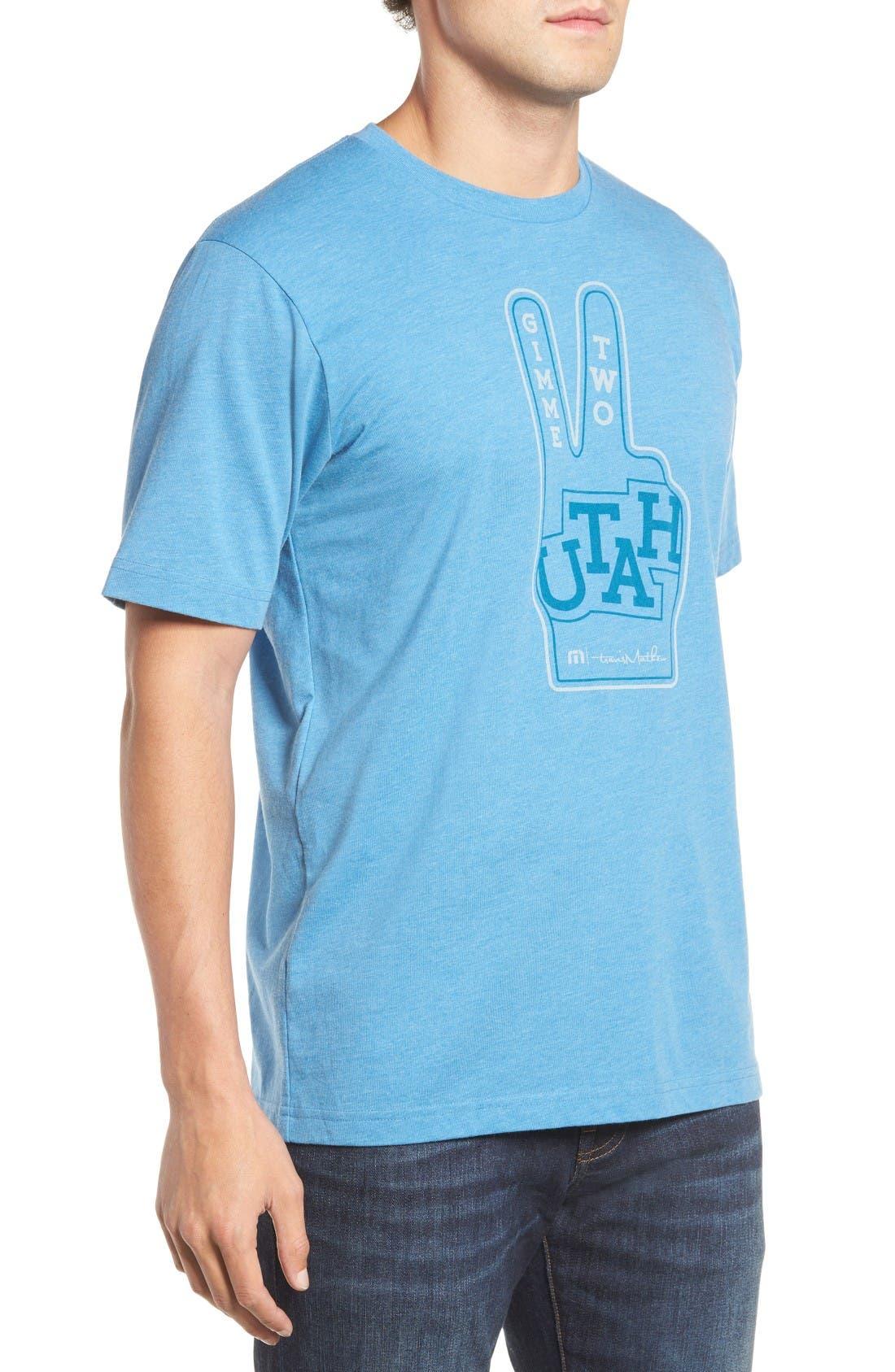 Alternate Image 3  - Travis Mathew Utah T-Shirt