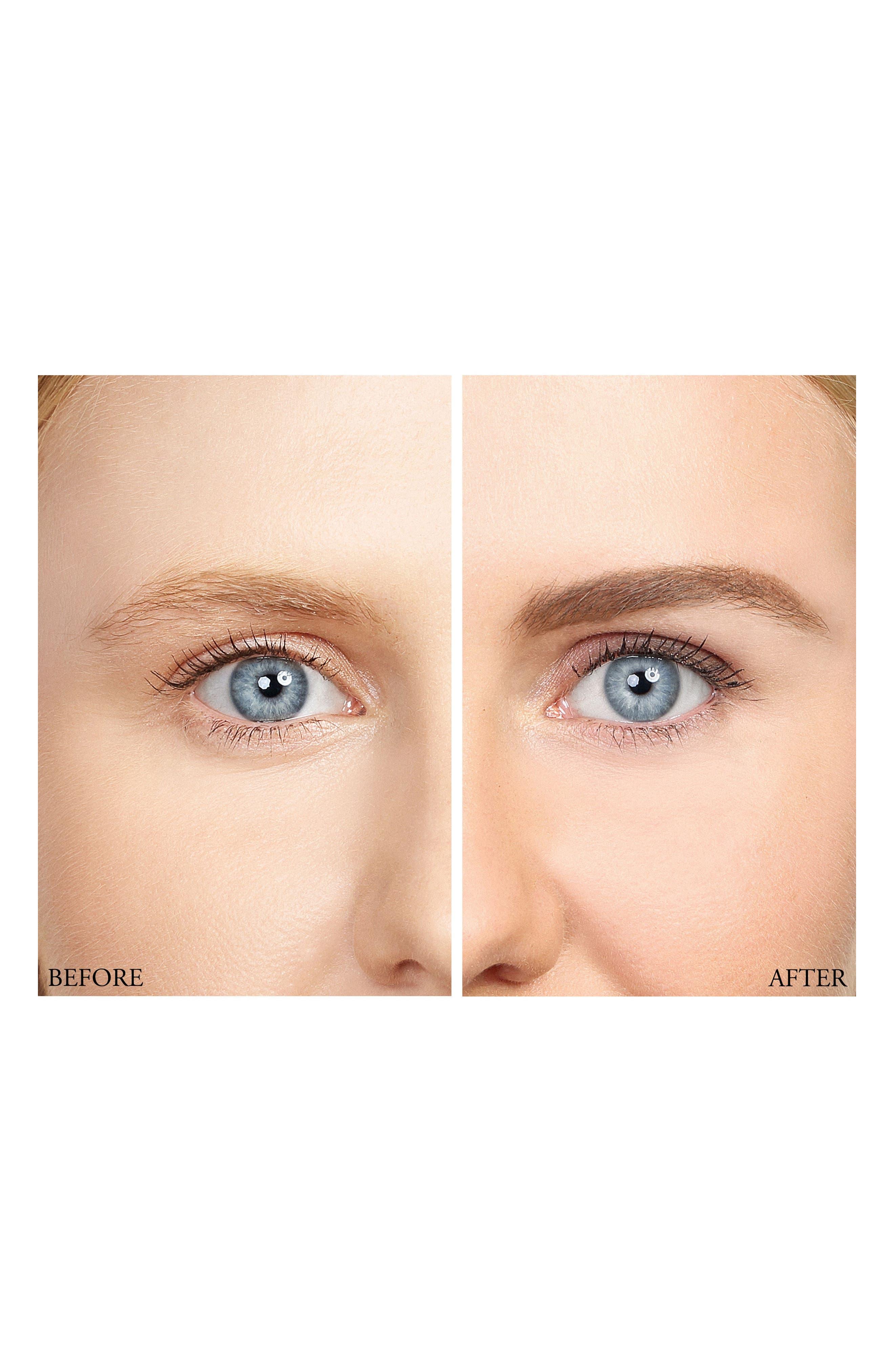 Alternate Image 2  - Lancôme Sourcils Waterproof Eyebrow Gel-Cream