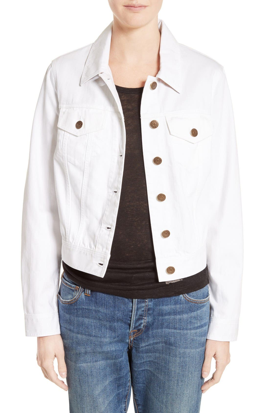 Burberry Timberdale Denim Jacket