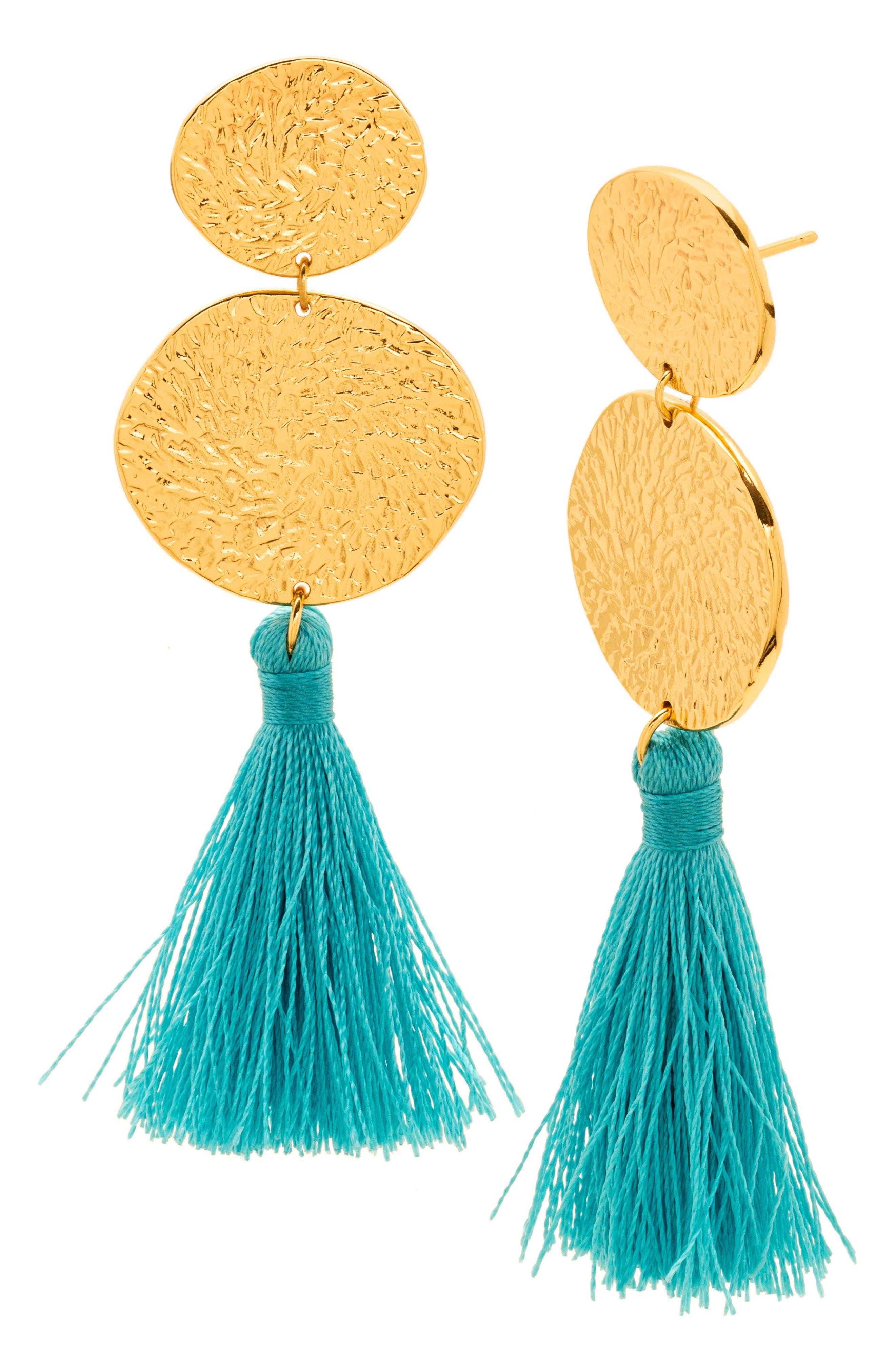 Alternate Image 1 Selected - gorjana Phoenix Earrings
