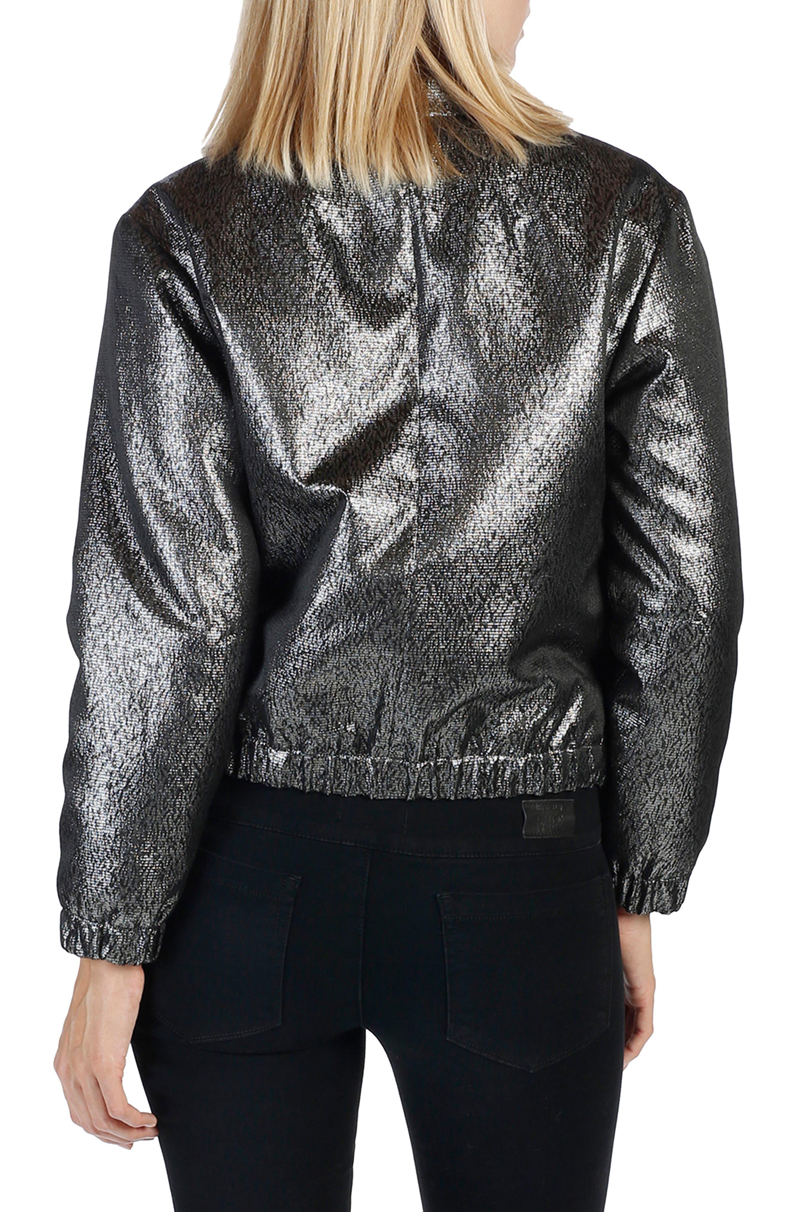 Alternate Image 3  - Rosie HW x PAIGE Kimi Bomber Jacket