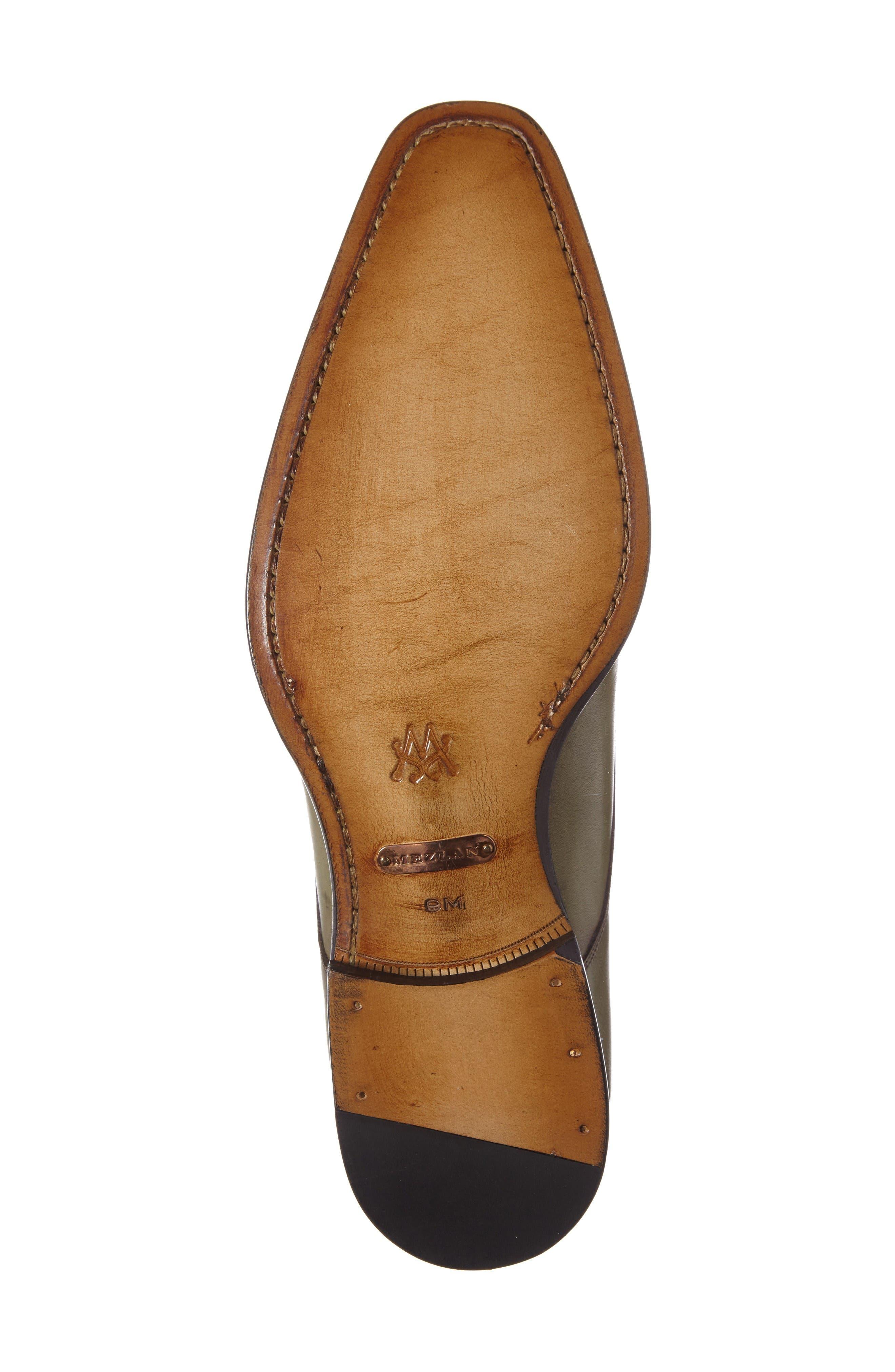 Alternate Image 4  - Mezlan Cajal Double Monk Strap Cap Toe Shoe (Men)