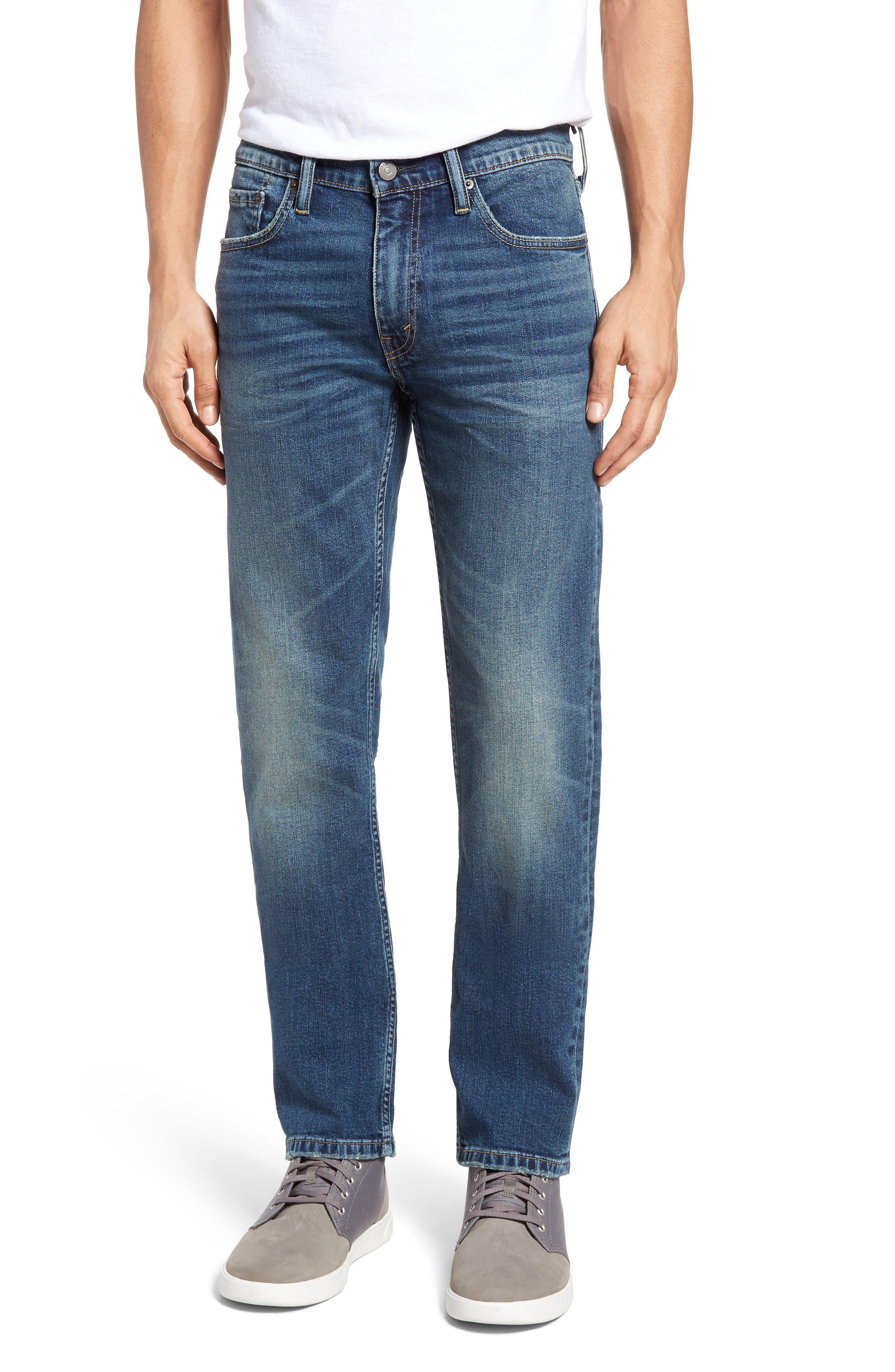 Alternate Image 1 Selected - Levi's® 511™ Slim Fit Jeans (Emgee)