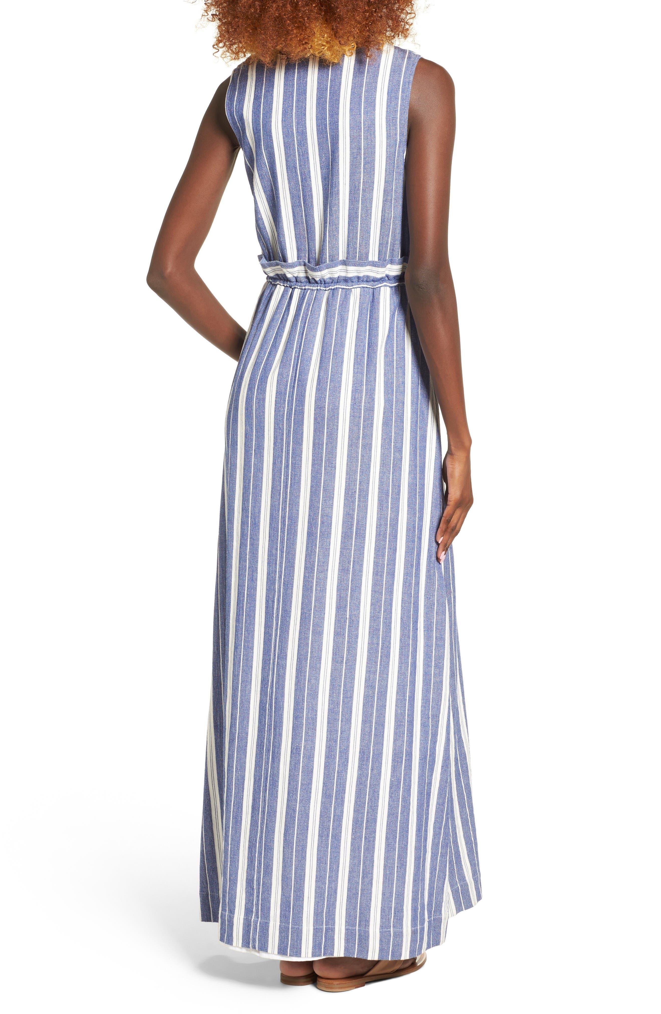 Alternate Image 3  - Tularosa Essie Stripe Maxi Dress