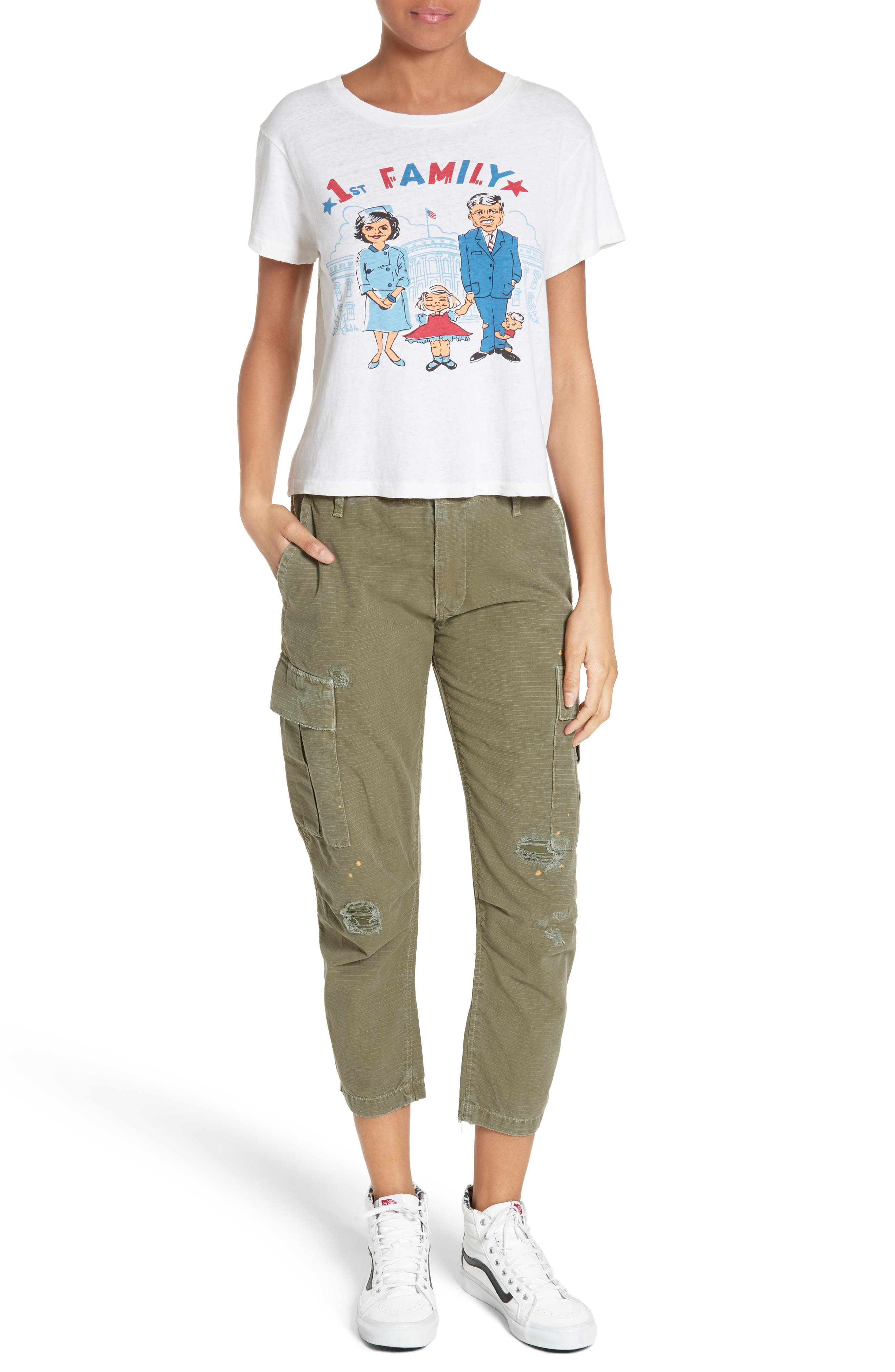 Cargo Pants,                             Alternate thumbnail 2, color,                             Army Green