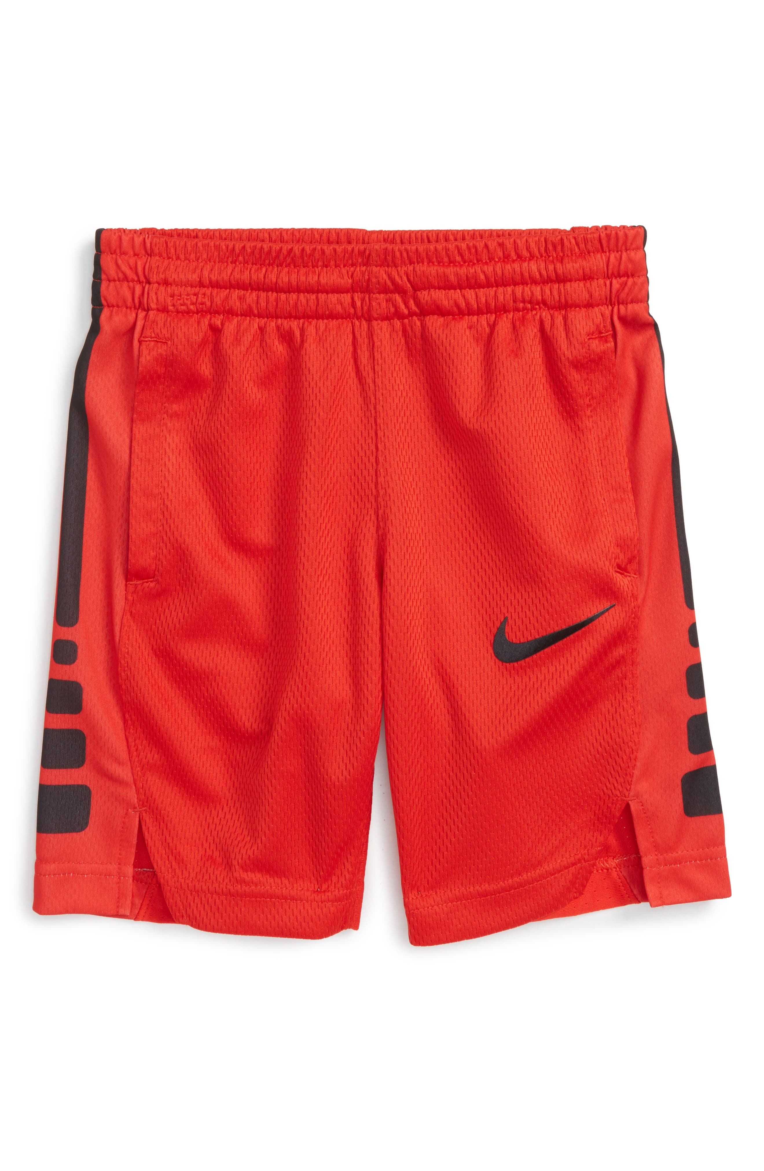 red nike jogging suit