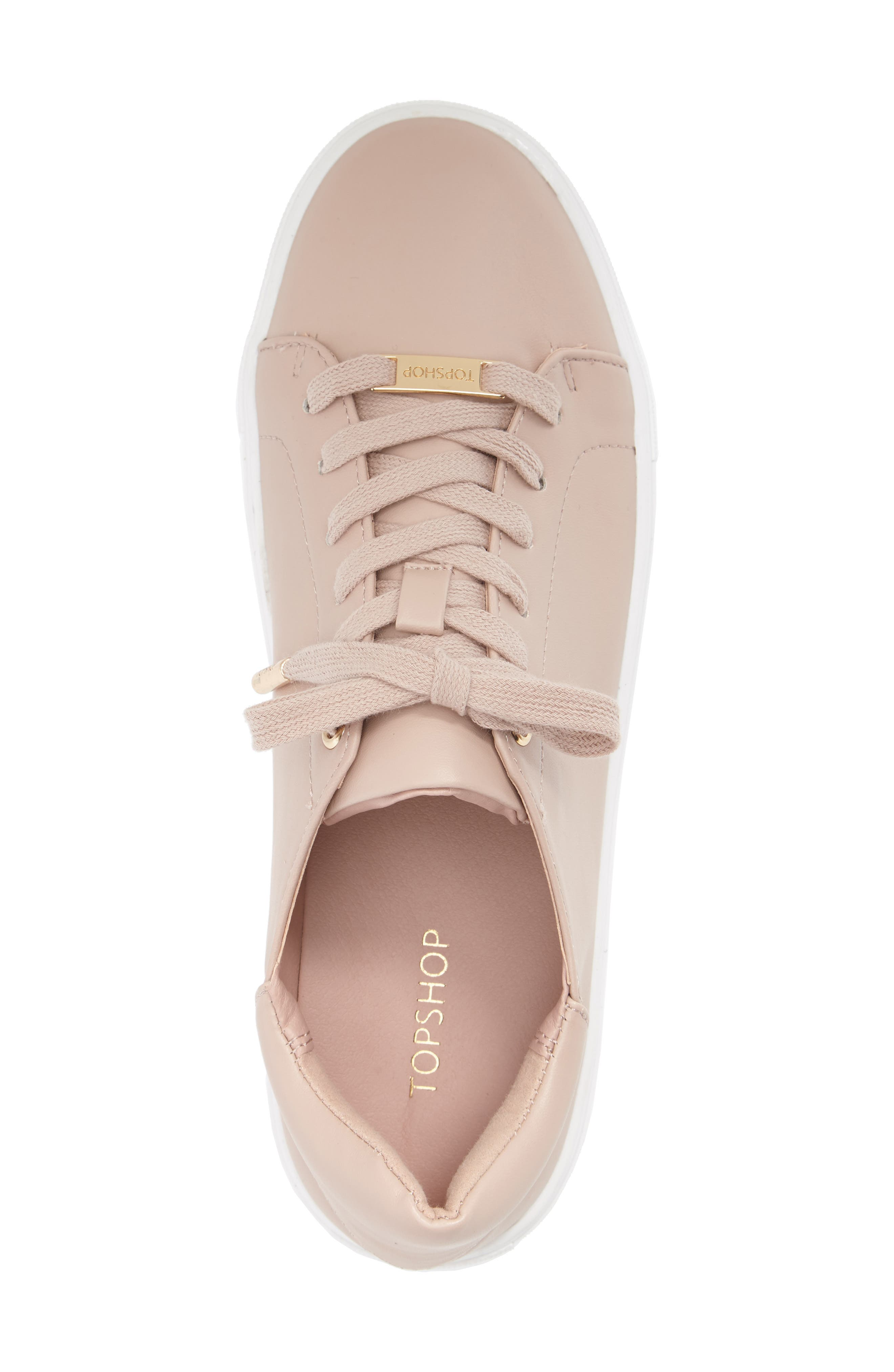 Alternate Image 3  - Topshop Catseye Sneaker (Women)