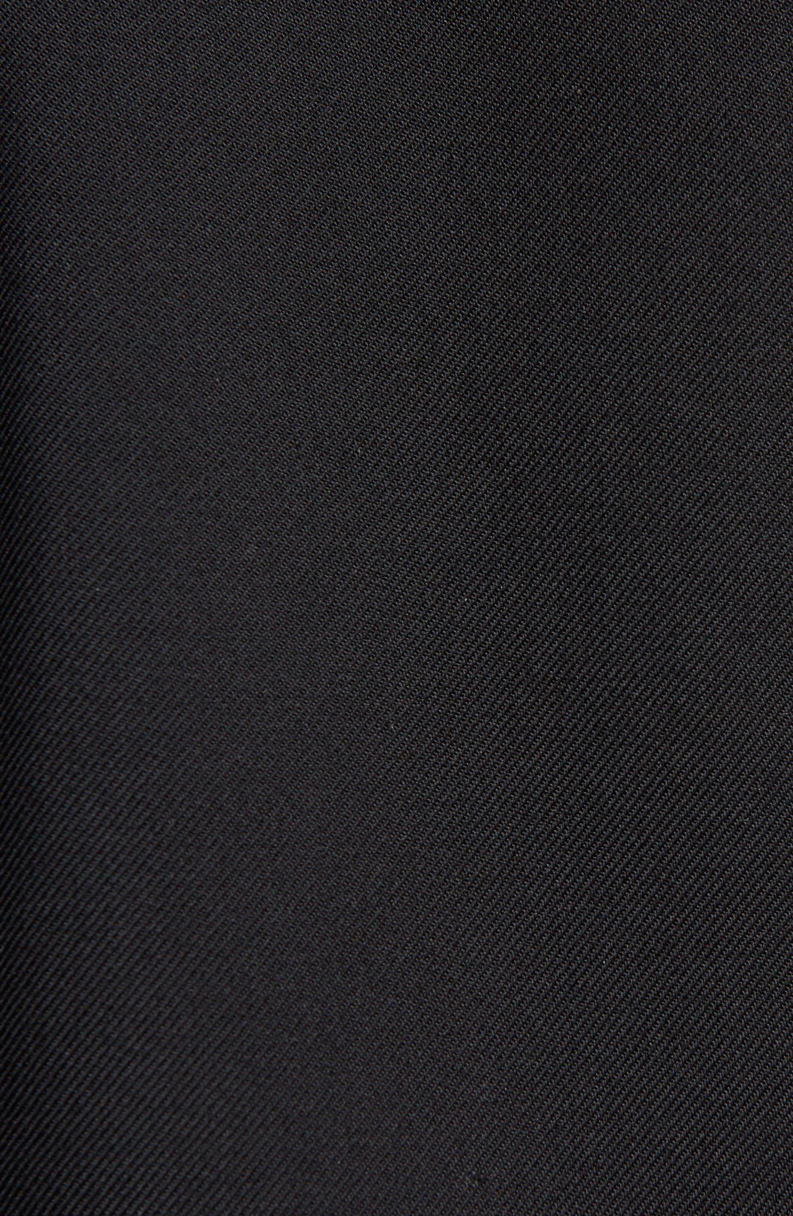 Alternate Image 3  - Saint Laurent Wool Crop Officer Jacket