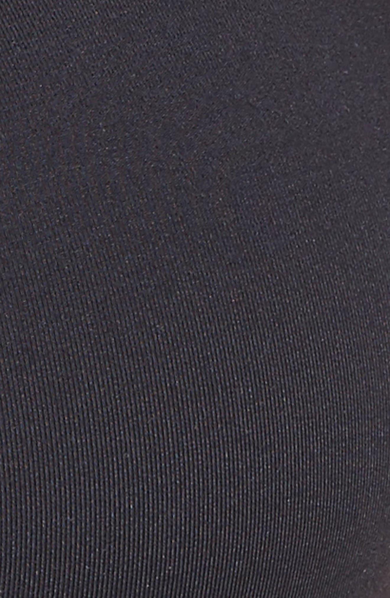 Olivia Bikini Top,                             Alternate thumbnail 6, color,                             Black